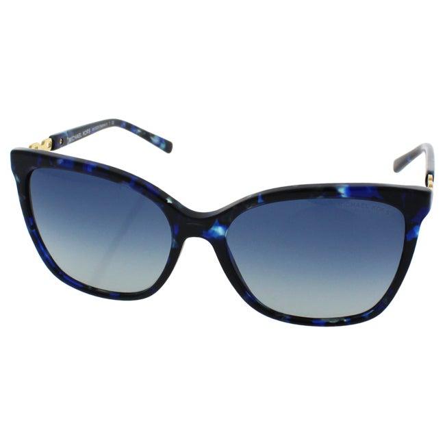 dc6549250b67 Shop Michael Kors MK 6029 31094L Sabina II - Women's Blue Tortoise-Gold/ Blue  Gradient Sunglasses - Ships To Canada - Overstock - 17334793