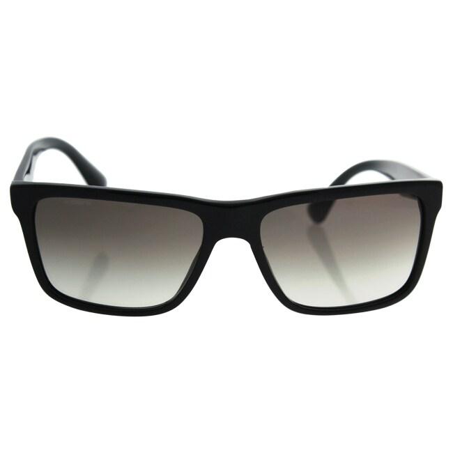 33a59762c00d7 ... cheap shop prada spr 19s 1ab 0a7 mens black grey sunglasses free  shipping today overstock 17334901