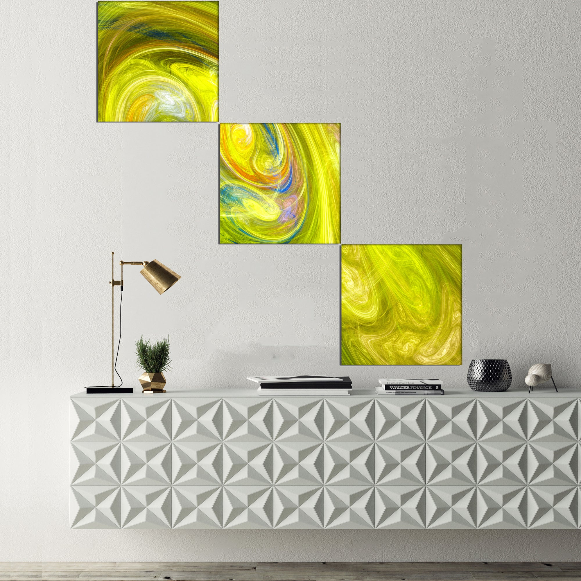 Fantastic Diamond Wall Art Frieze - The Wall Art Decorations ...