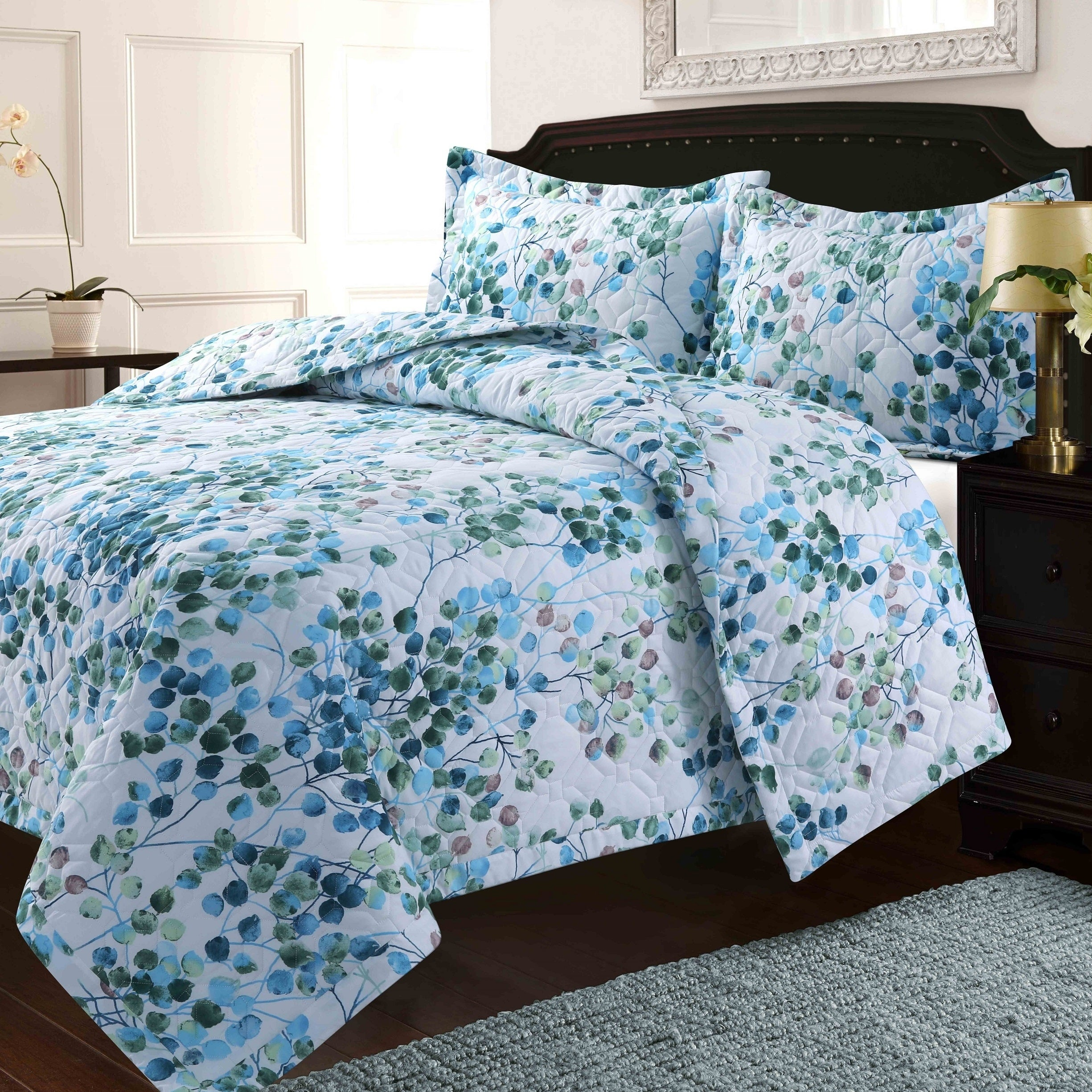 soulful portia for twin quilts bedspread bedding arresting green pearl oversized colormate of bag designs quilt a daybed bedspreads mainstays class touch e