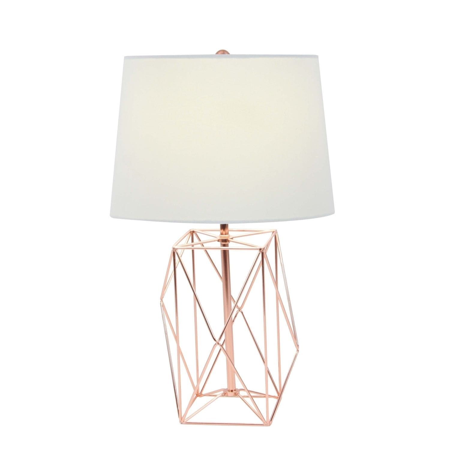 Shop studio 350 metal copper wire table lamp 21 inches high free shop studio 350 metal copper wire table lamp 21 inches high free shipping today overstock 17351012 greentooth Choice Image