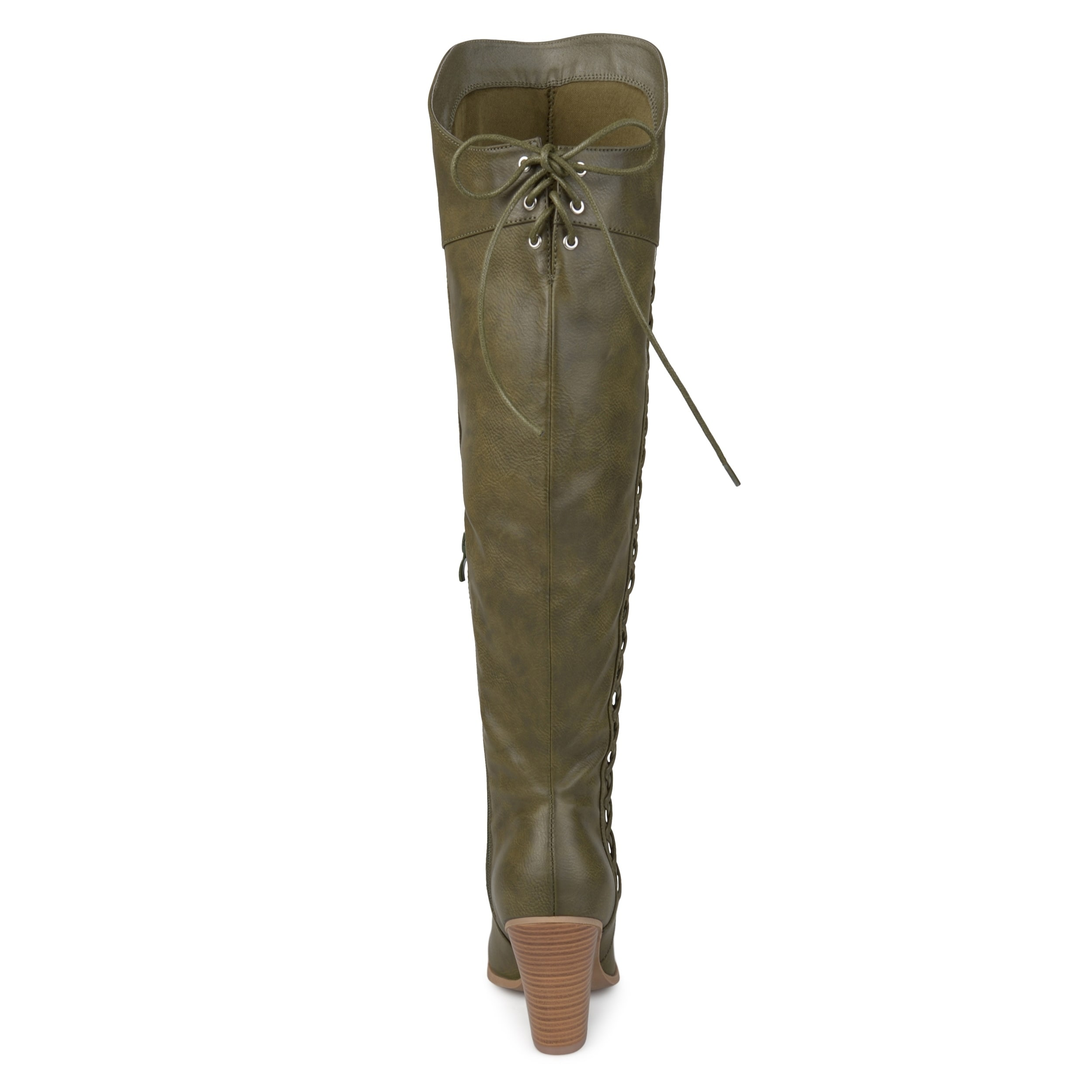 51bf5ad609b Shop Journee Collection Women s  Spritz  Over-the-knee Boots - Free  Shipping Today - Overstock - 17351951
