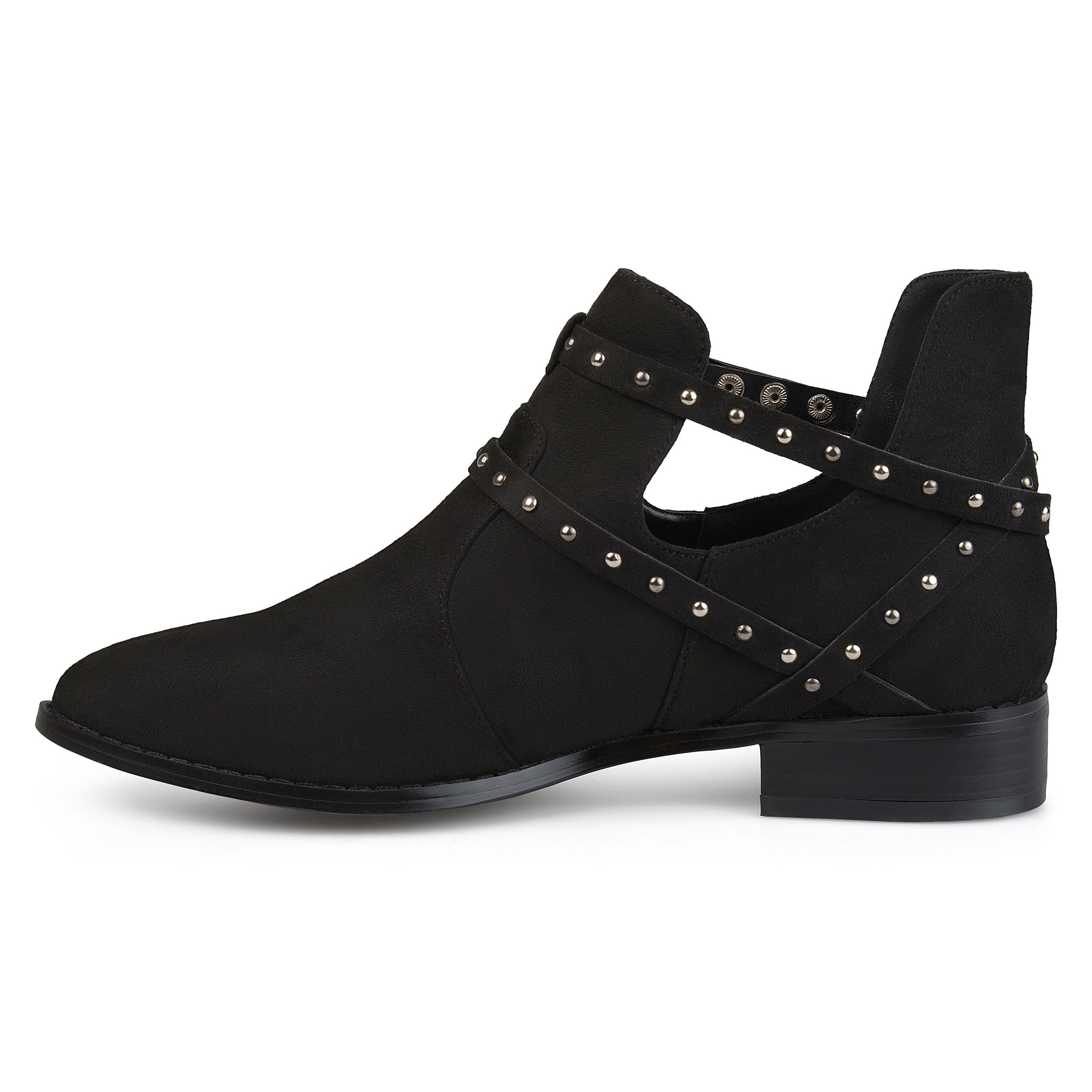 Journee Collection Ozzi ... Women's Ankle Boots hiR1S07M