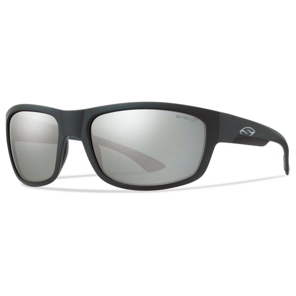 314c01fe65 Smith Optics Dover Matte Black Frame Polarized Chromapop Platinum Lens  Sunglasses - Free Shipping Today - Overstock.com - 23596208