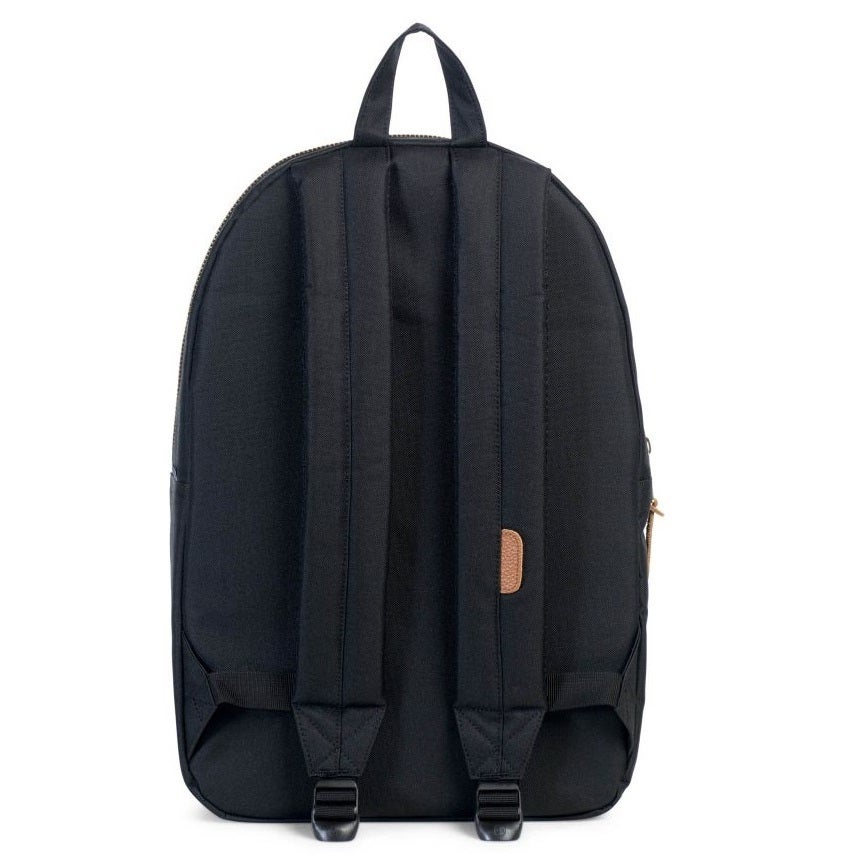 36ac2f7517 Shop Herschel Settlemen Black Backpack - Free Shipping Today ...