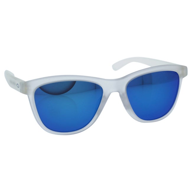 50aab7269a Shop Oakley Moonlighter OO9320-03 - Women s Frost Sapphire Iridium  Sunglasses - Ships To Canada - Overstock.ca - 17373066