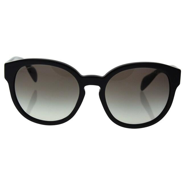 a5a07923b6ac ... where can i buy shop prada spr 18r 1ab 0a7 womens black grey gradient  sunglasses free ...