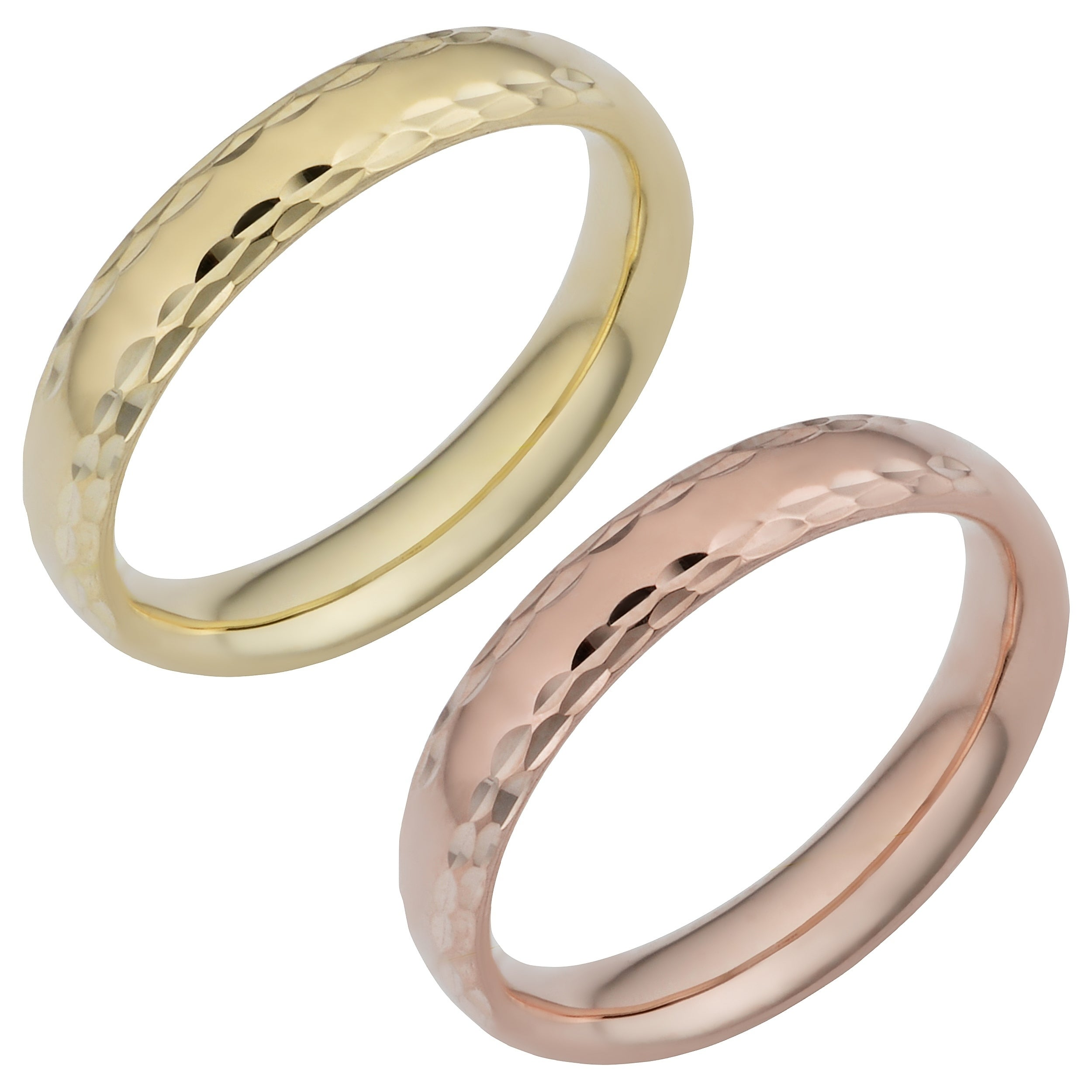 Fremada 14k Gold 4mm Milgrain Comfort Fit Wedding Band Ring On Free Shipping Today 17374950
