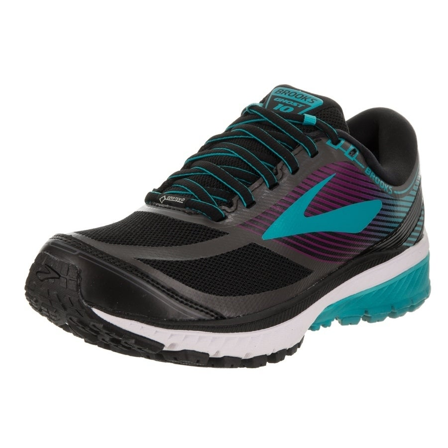 ebe178bd670 Shop Brooks Women s Ghost 10 GTX Running Shoe - Free Shipping Today -  Overstock - 17407764