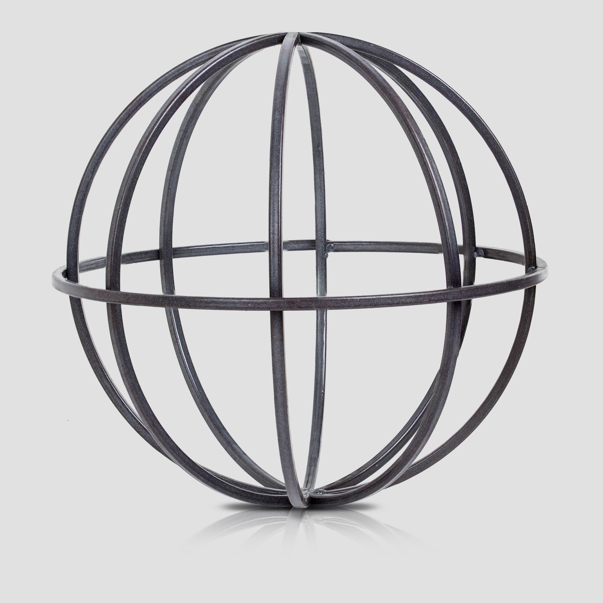 Greatest Metal Orb Dyson Sphere Decor Sculpture (Large) - Free Shipping On  PK47
