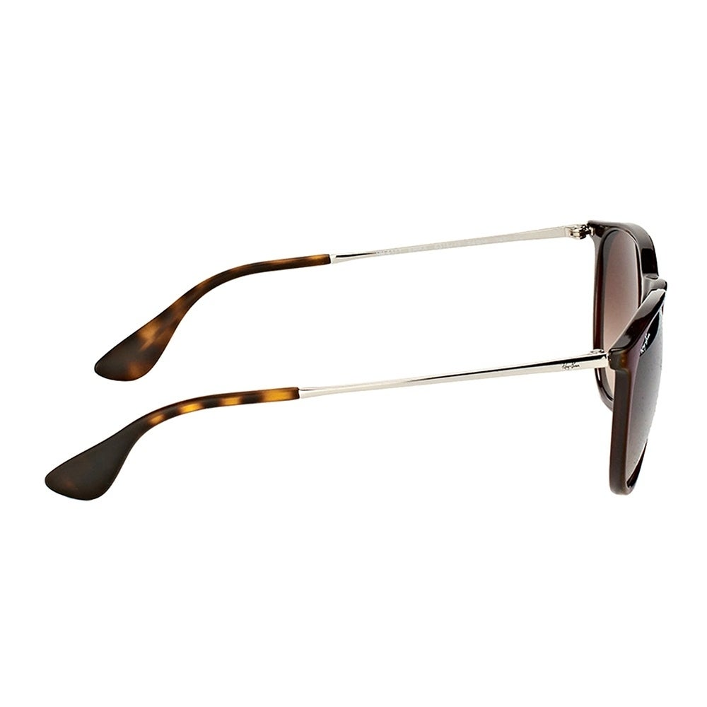 a1b10cb2bab Shop Ray-Ban Round RB 4171 631513 Unisex Blue Brown Frame Brown Gradient  Lens Sunglasses - Free Shipping Today - Overstock.com - 17431631