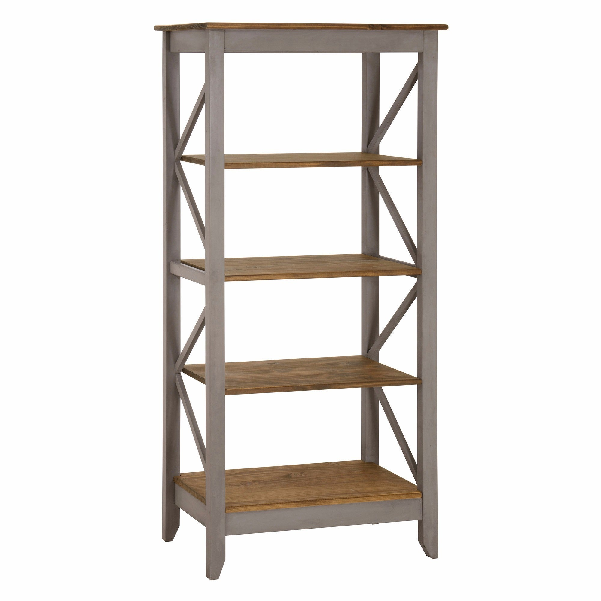 bookcases wood garden comfort free overstock solid product inch bookcase shipping today shelf manhattan home jay