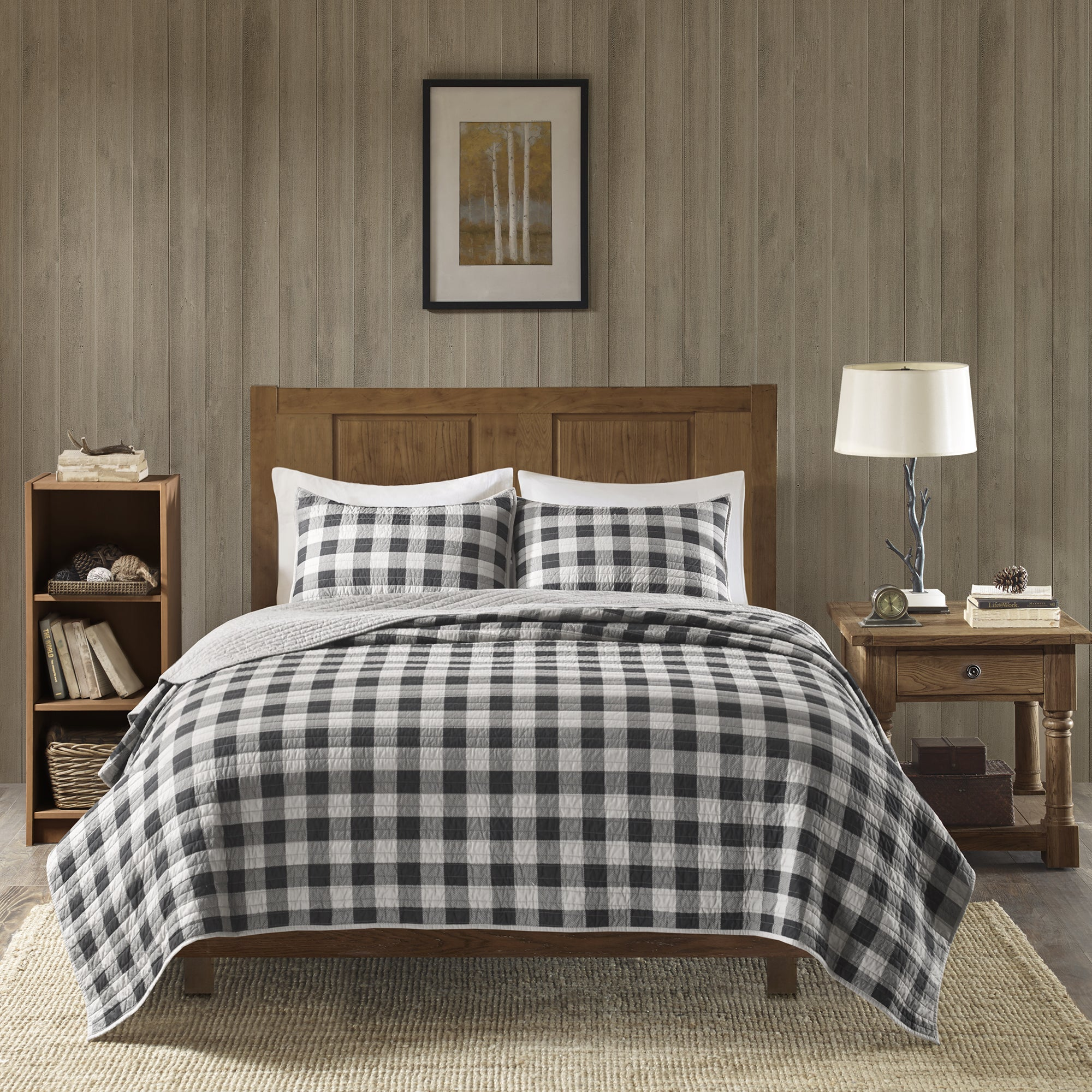 check brands vhc s annie fashions paul home collection buffalo comforter bedding colanniebufcheckvhc