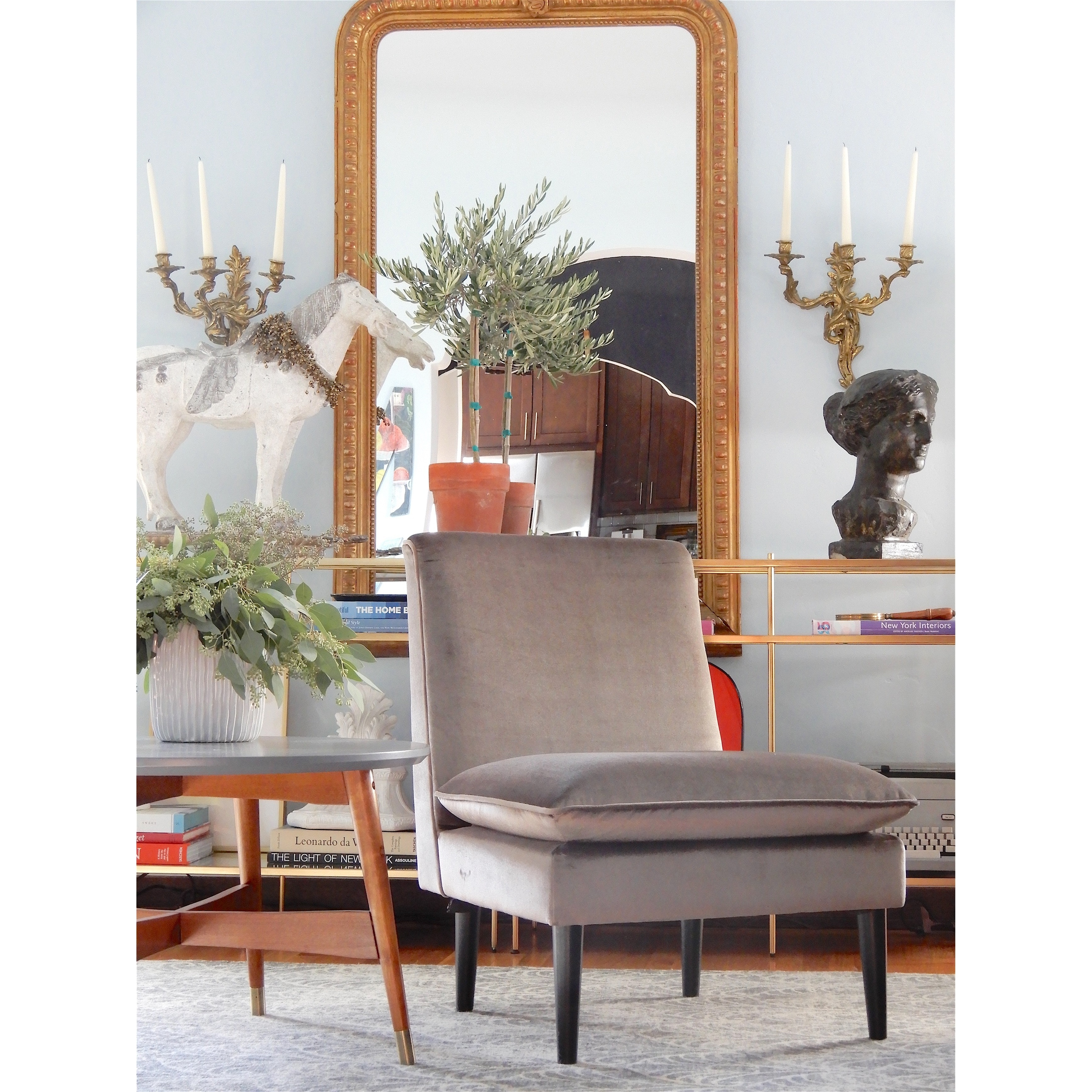 Shop Angelo:HOME Harper Chair   Free Shipping Today   Overstock.com    17433946