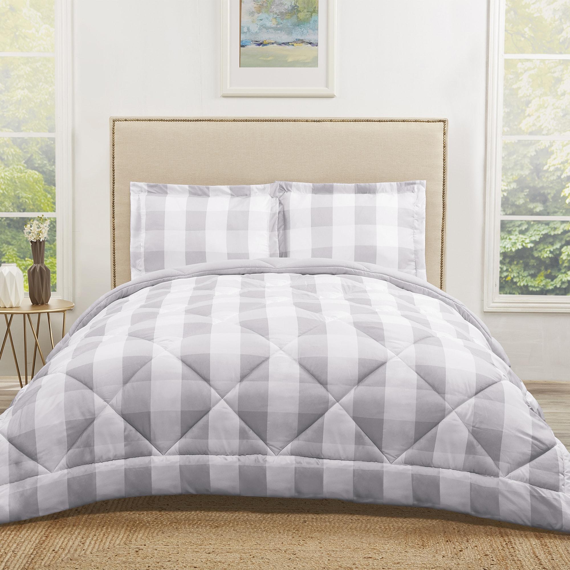 check ecrins to lodge choose buffalo plaid comforter set ideas design