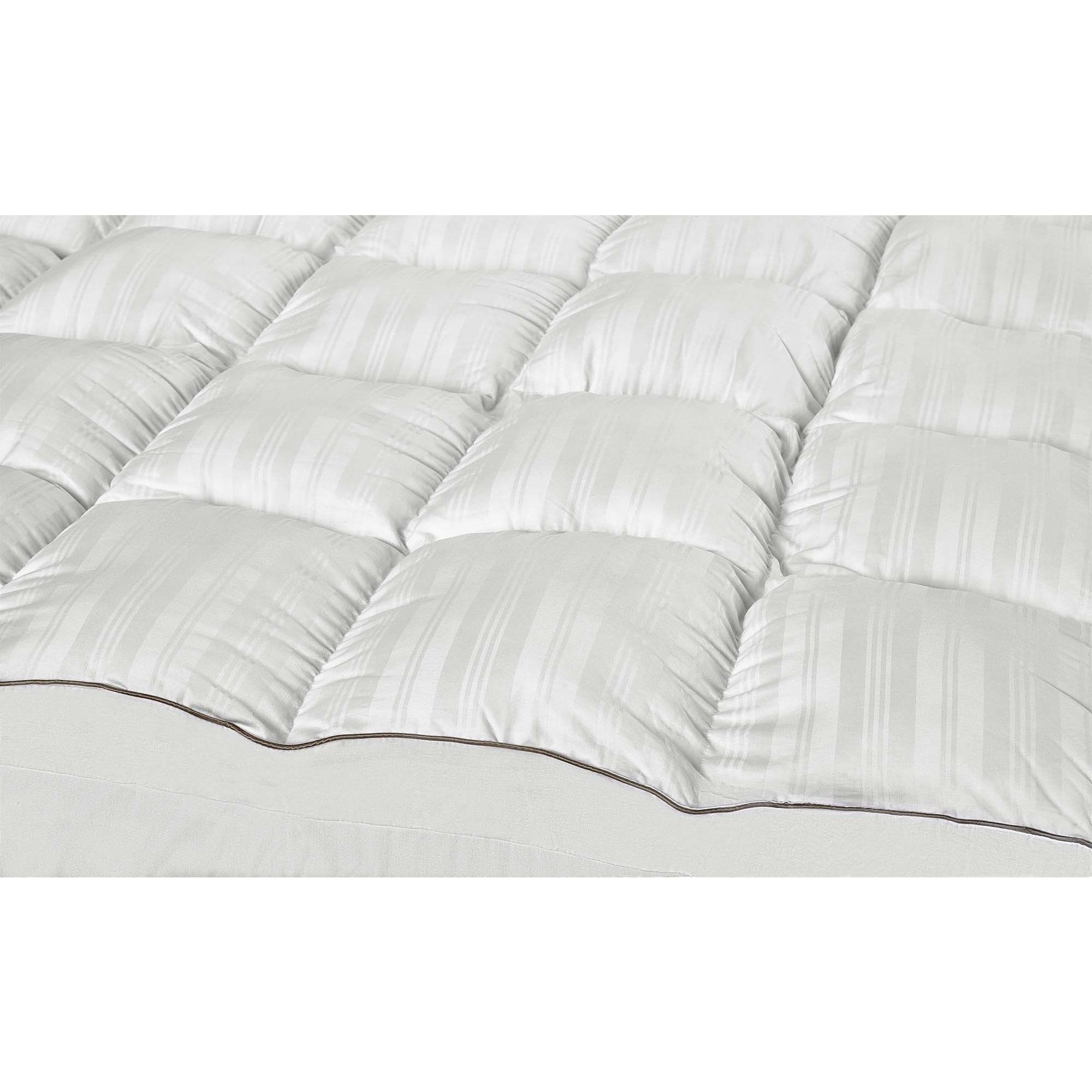 reviews pdx fiber foam restonic wayfair topper hybrid memory bath bed mattress