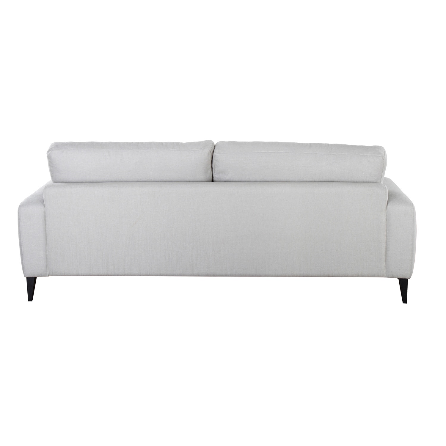 Great Brighton Grey Upholstered 90 Inch Sofa By Kosas Home   Free Shipping Today    Overstock   23715688