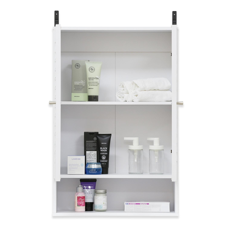 Shop Furinno Indo Double Door Wall Cabinet, Espresso 16063EX - On ...