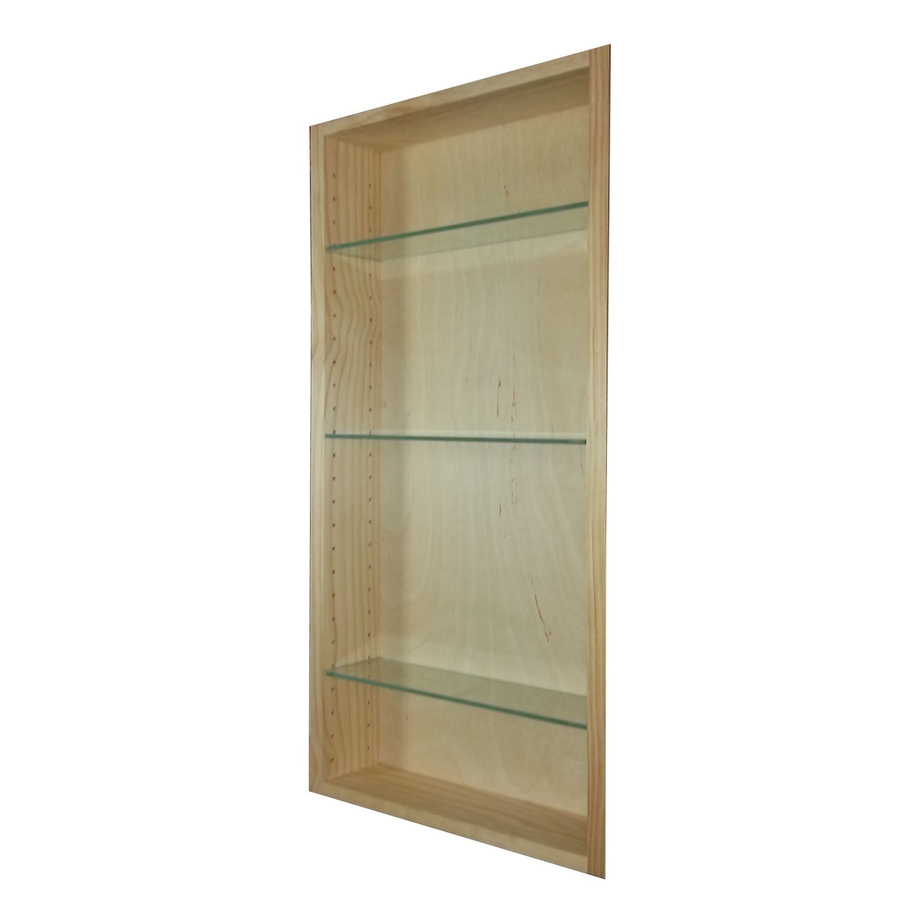 Wg Wood Products Electra Recessed Solid Medicine Cabinet Free Shipping Today 17524338