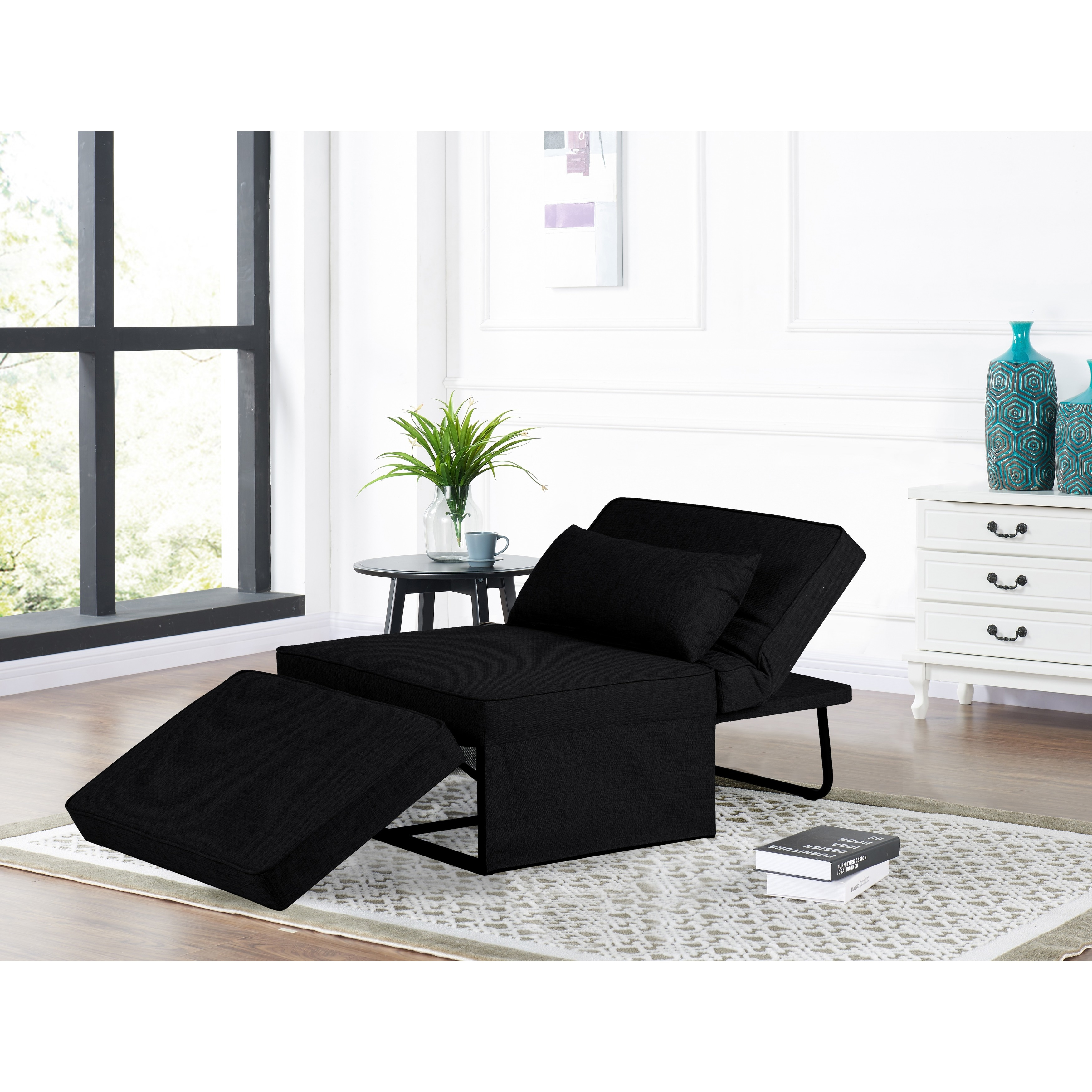 Shop Relax A Lounger Montgomery Convertible Ottoman by Lifestyle ...