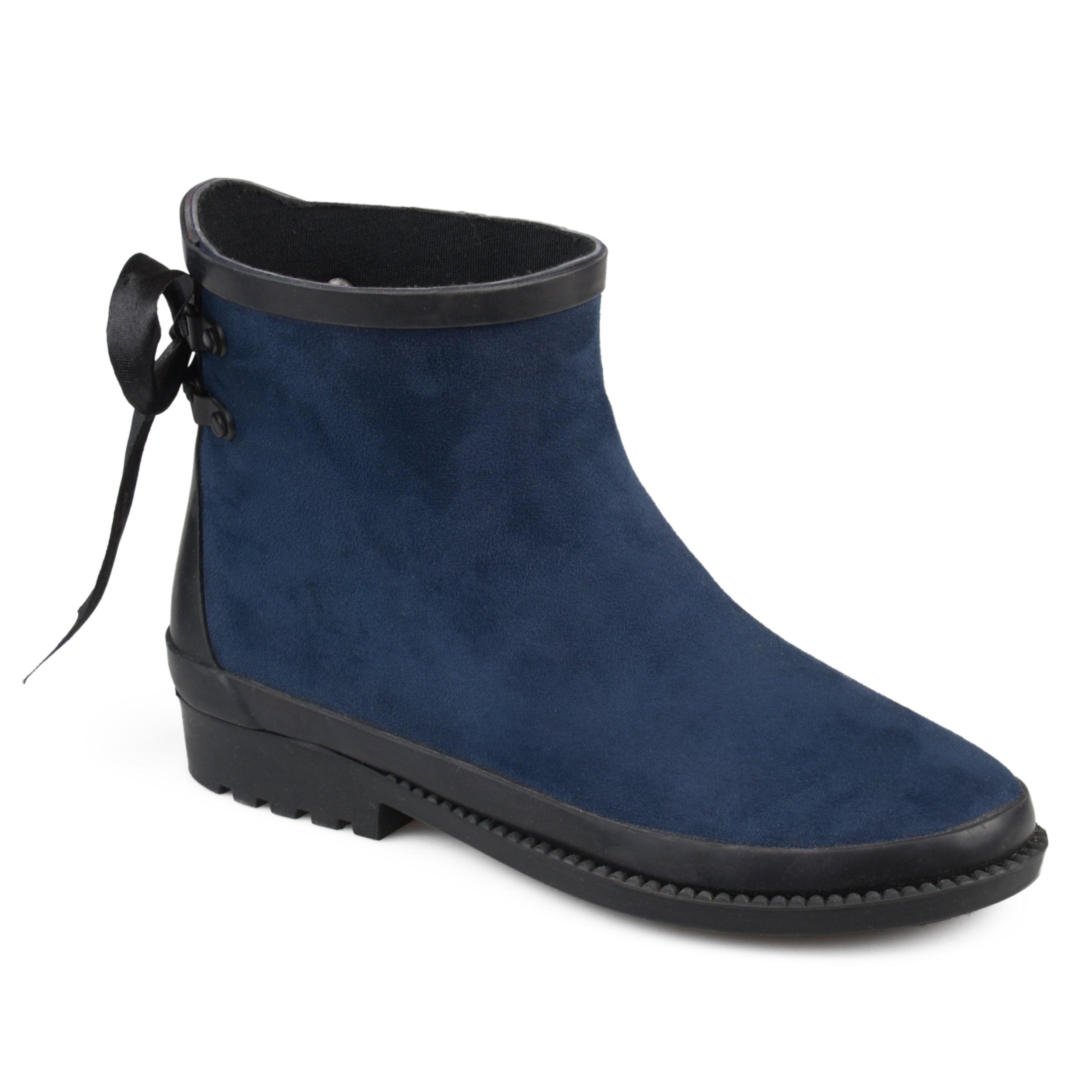 Journee Collection Burke ... Women's Rain Boots wKtc5