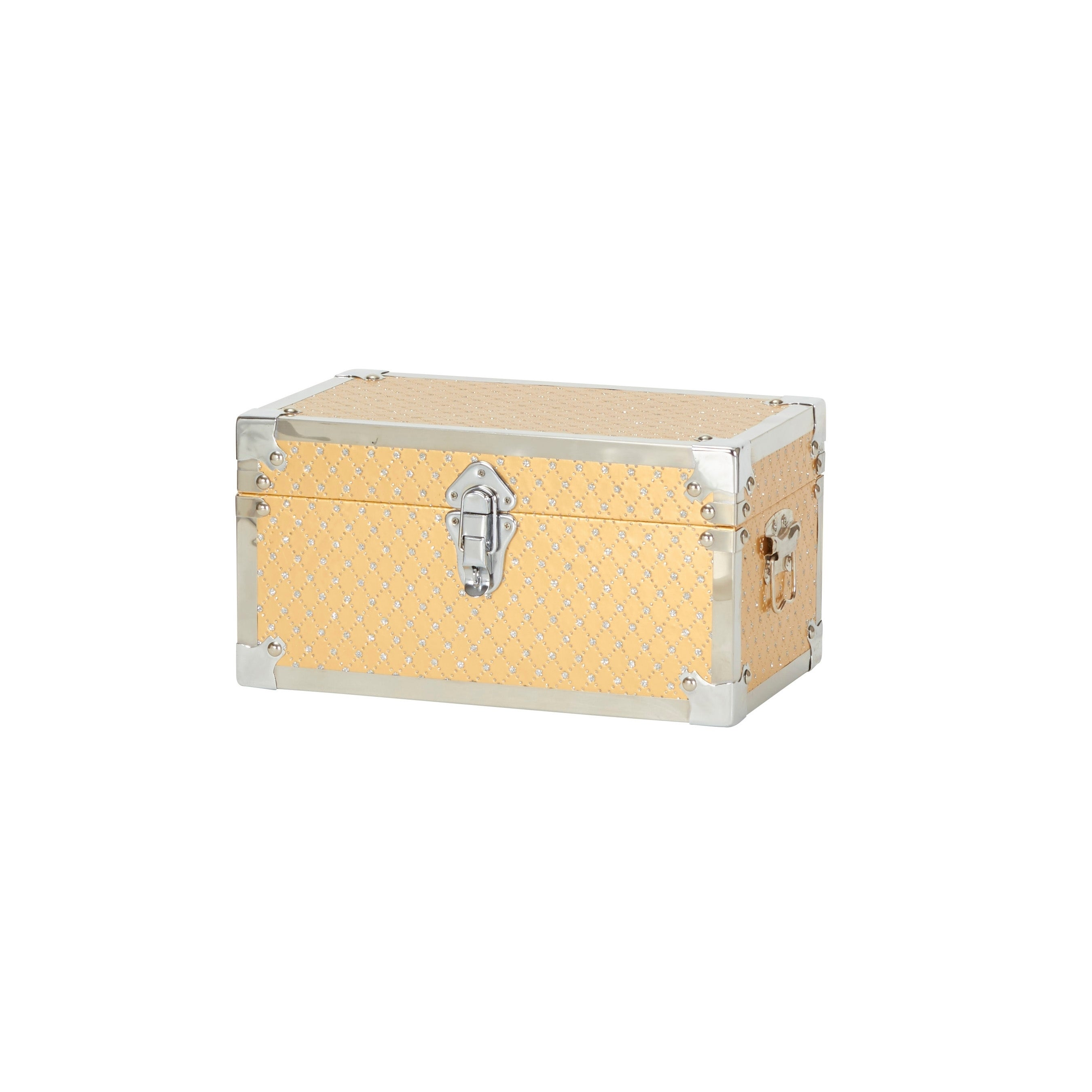 Shop Small Bling Decorative Storage Box   Free Shipping Today    Overstock.com   17617347