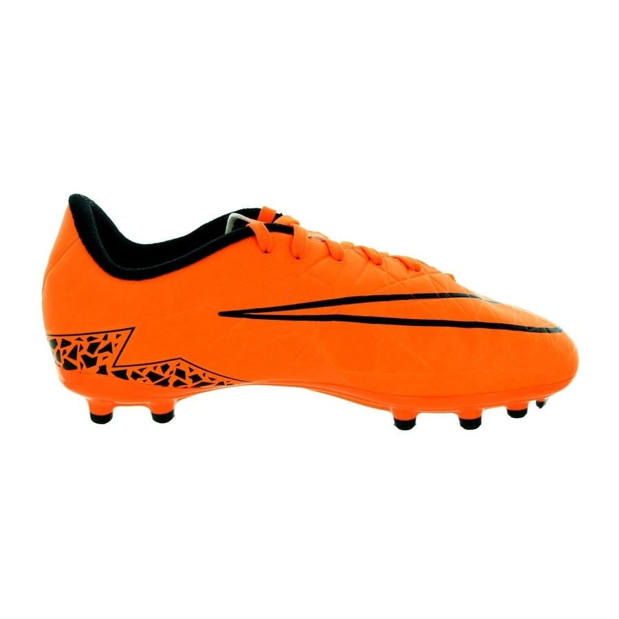 5506a93dfca Shop Nike Kids Jr Hypervenom Phelon II FG Soccer Cleat - Free Shipping  Today - Overstock - 17619068