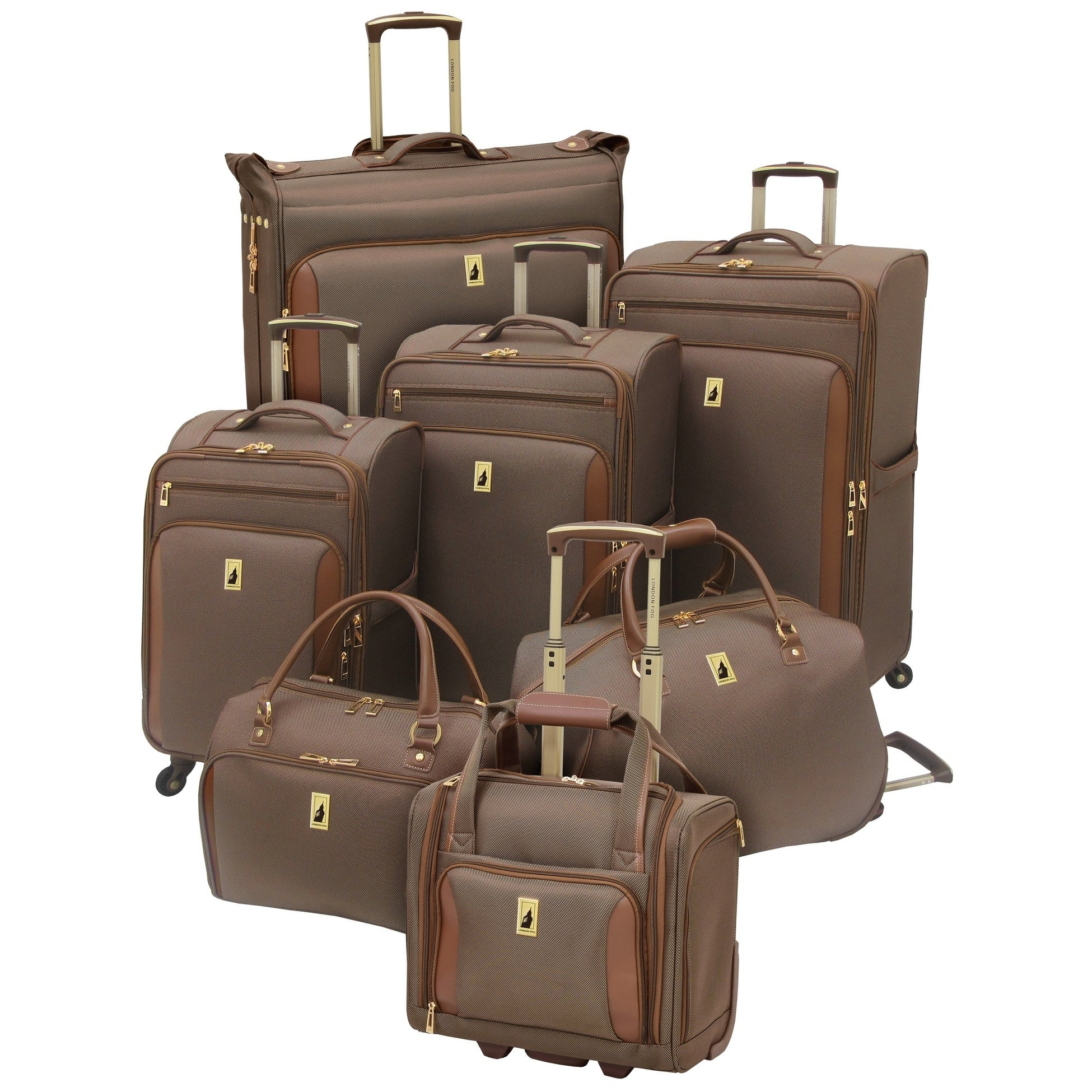 London Fog Kensington 44 Wheeled Garment Bag Free Shipping Today 17624158