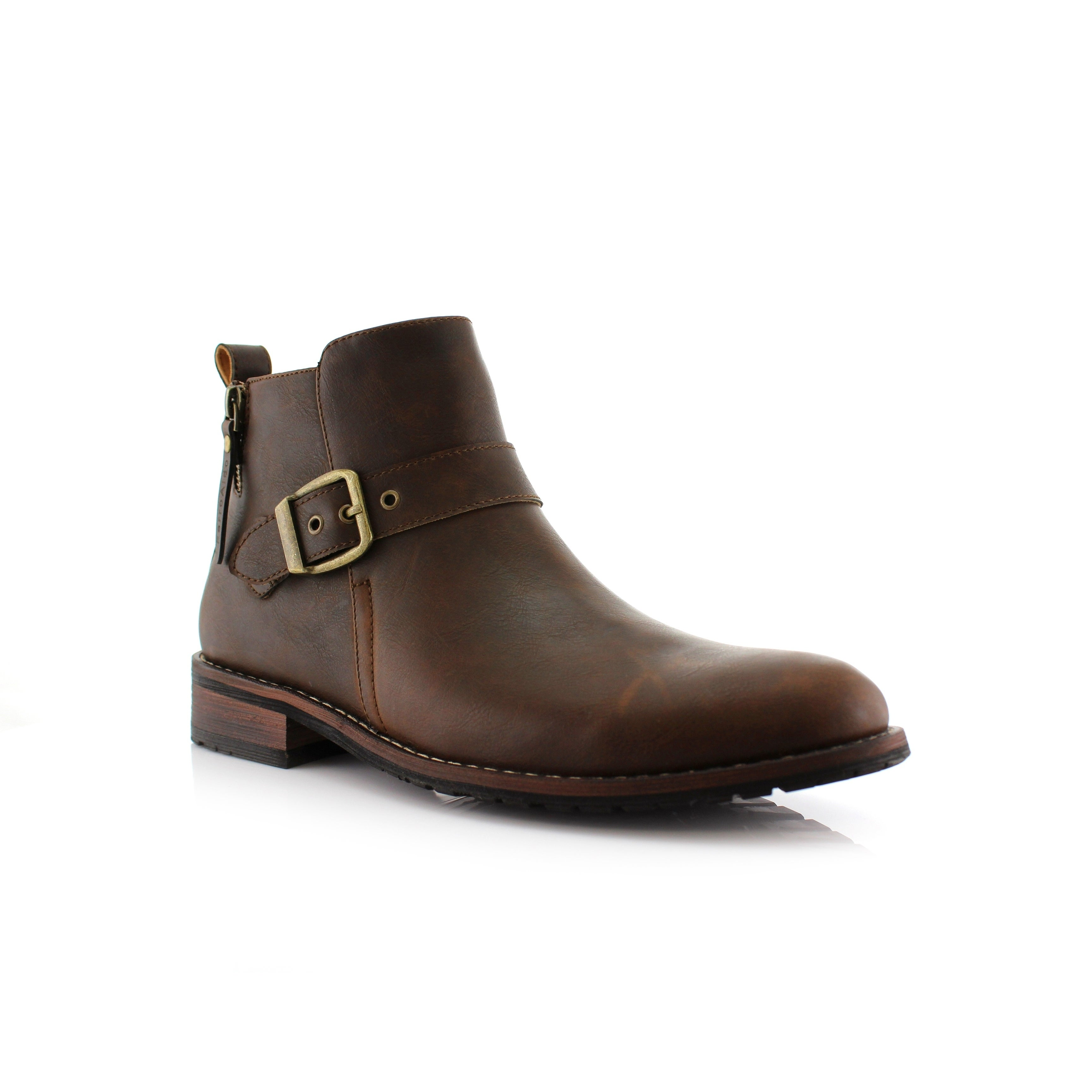 e8c2ce3860f Ferro Aldo Dalton MFA606322 Men's Ankle Boots For Everyday Wear
