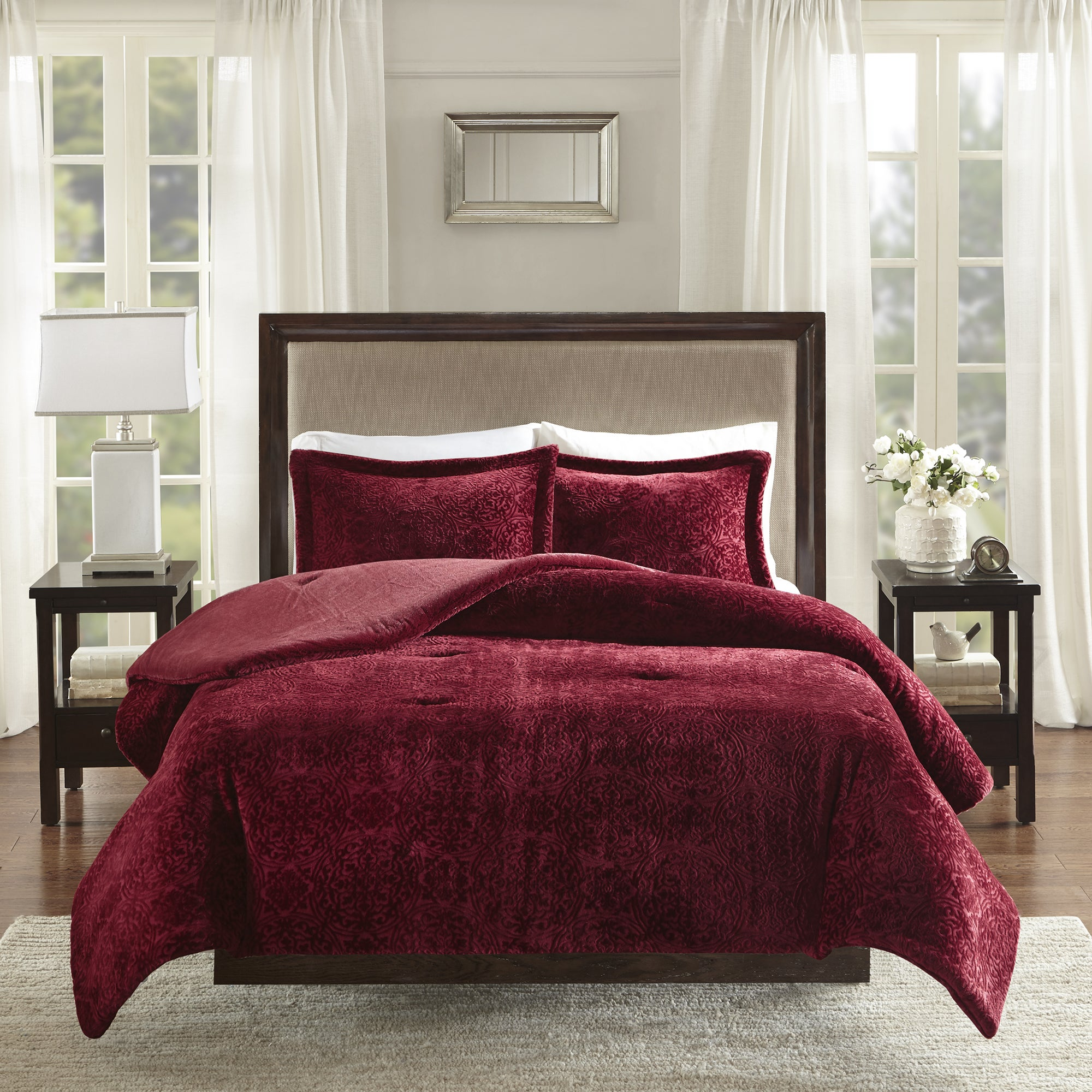 white red medium with beautiful contemporary expansive piece twin polka striped ideas bedding burgundy black ceramic design and cool solid grey dot decorating travertine kitchens furniture geometric brown sheets sets set king reversible comforter bedroom