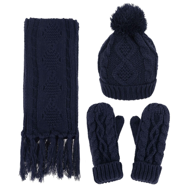 c508bd93732 Shop Andorra Women s Cable Knit Winter Hat