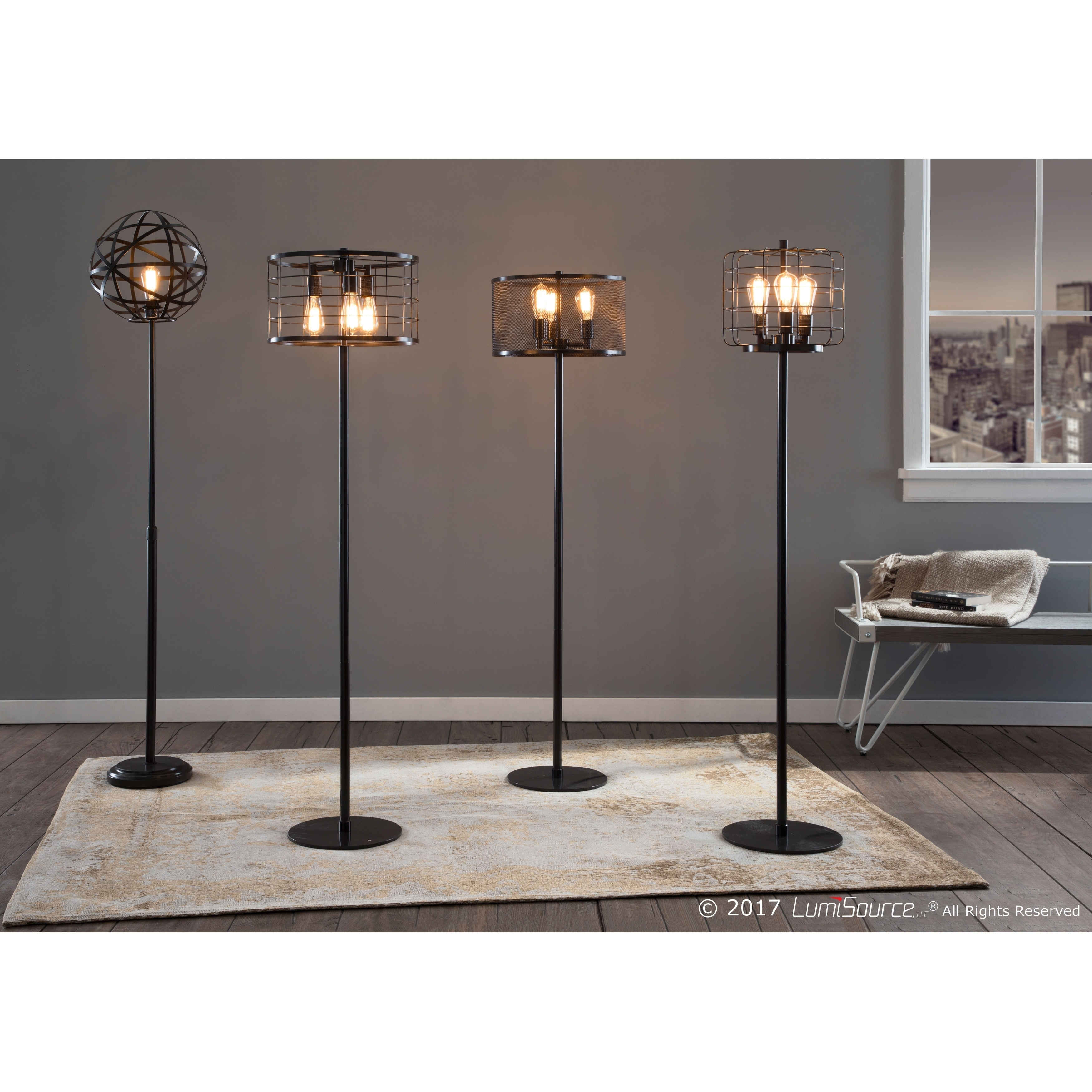 Indy wire floor lamp with antique finished metal free shipping indy wire floor lamp with antique finished metal free shipping today overstock 23864081 keyboard keysfo Image collections