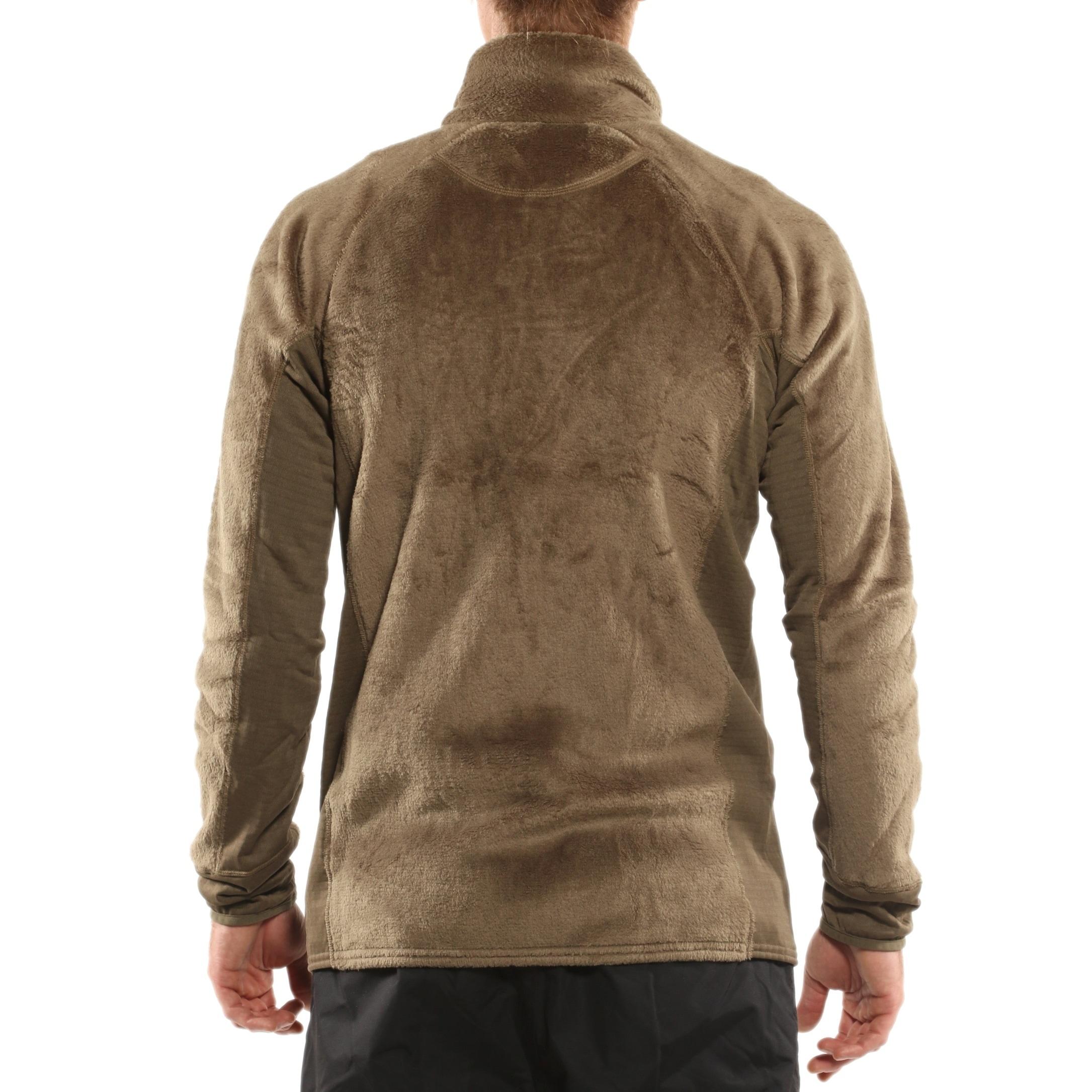 Patagonia r2 jacket fit