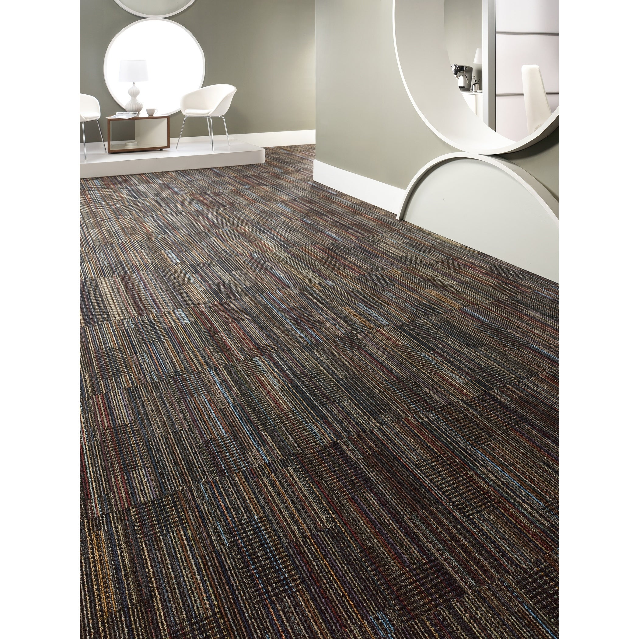 Mohawk Epsom 24 X Carpet Tile In Sea Breeze 72sf Carton Free Shipping On Orders Over 45 17661347