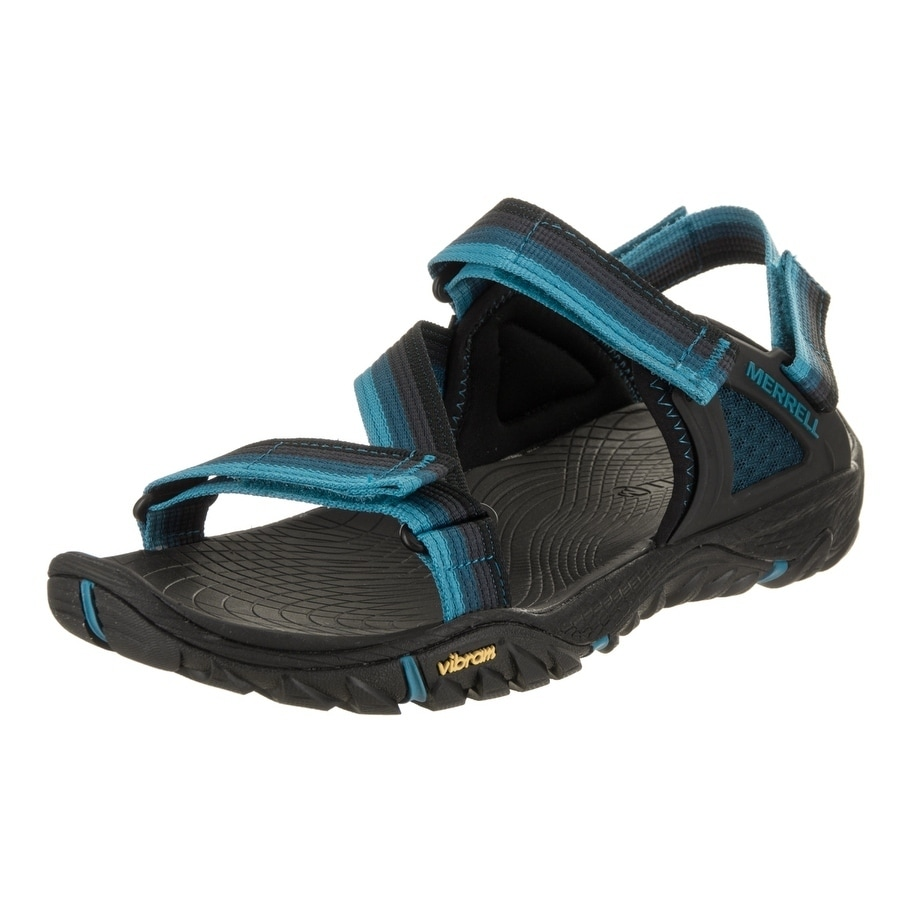 49e848b8862 Shop Merrell Men s All Out Blaze Web Sandal - Free Shipping Today ...