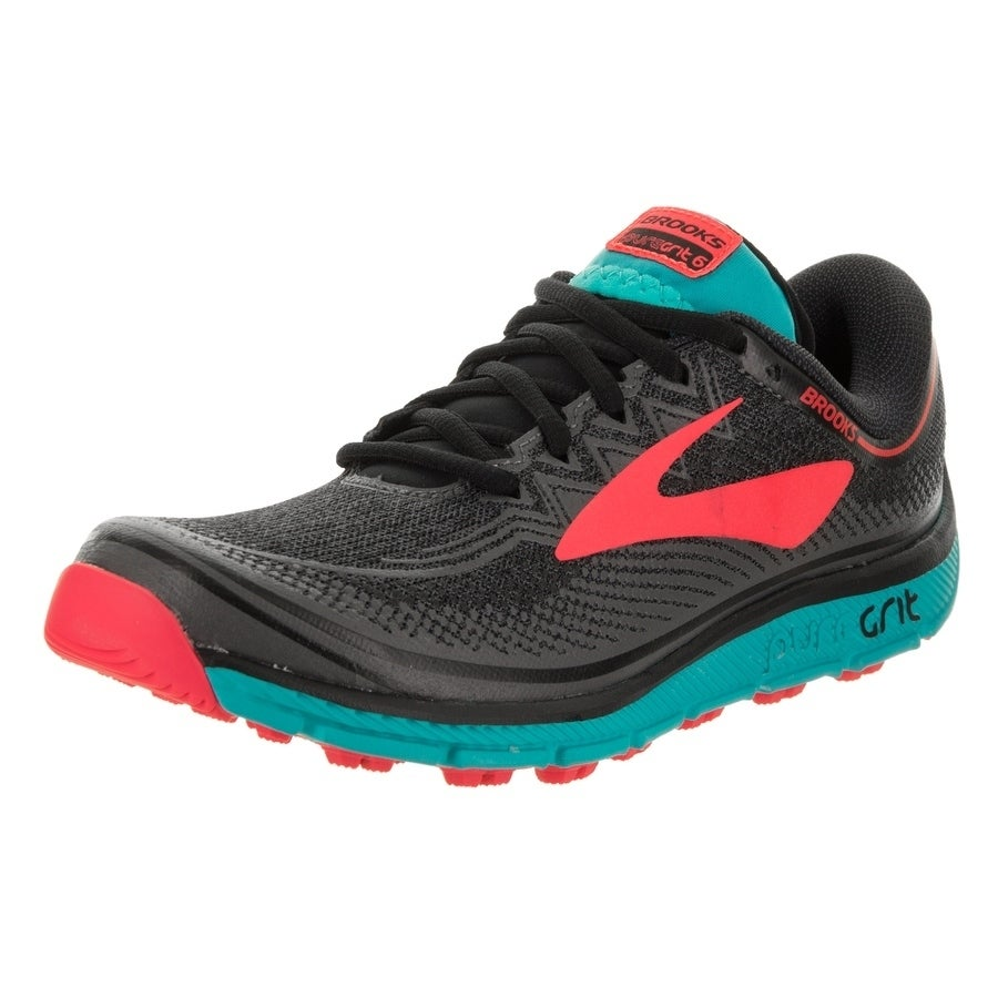 45fbcb38bc943 Shop Brooks Women s PureGrit 6 Training Shoe - Free Shipping Today -  Overstock.com - 17677814