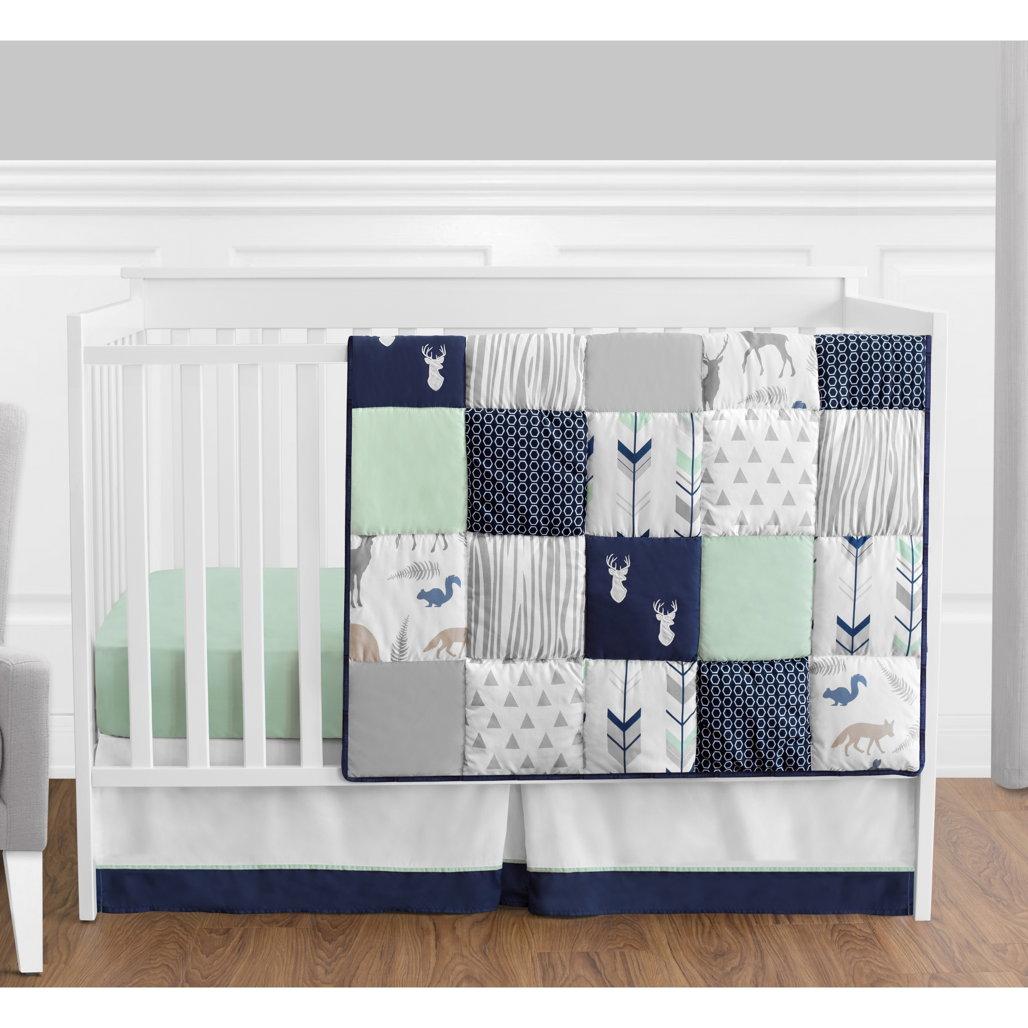 crib your nautical paint from wall little great baby pin bedding bedroom jojo and prices amazing ababy we designs for nights color with offer boy white at sweet cribs design