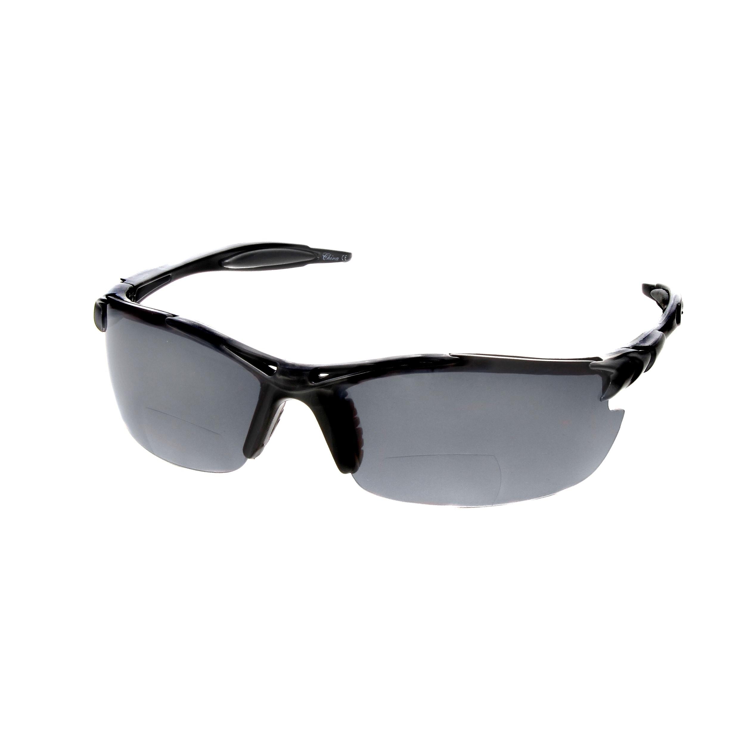 73ae692f5a Shop Hot Optix Men s Sport Wrap Sunglass Readers - Free Shipping On ...