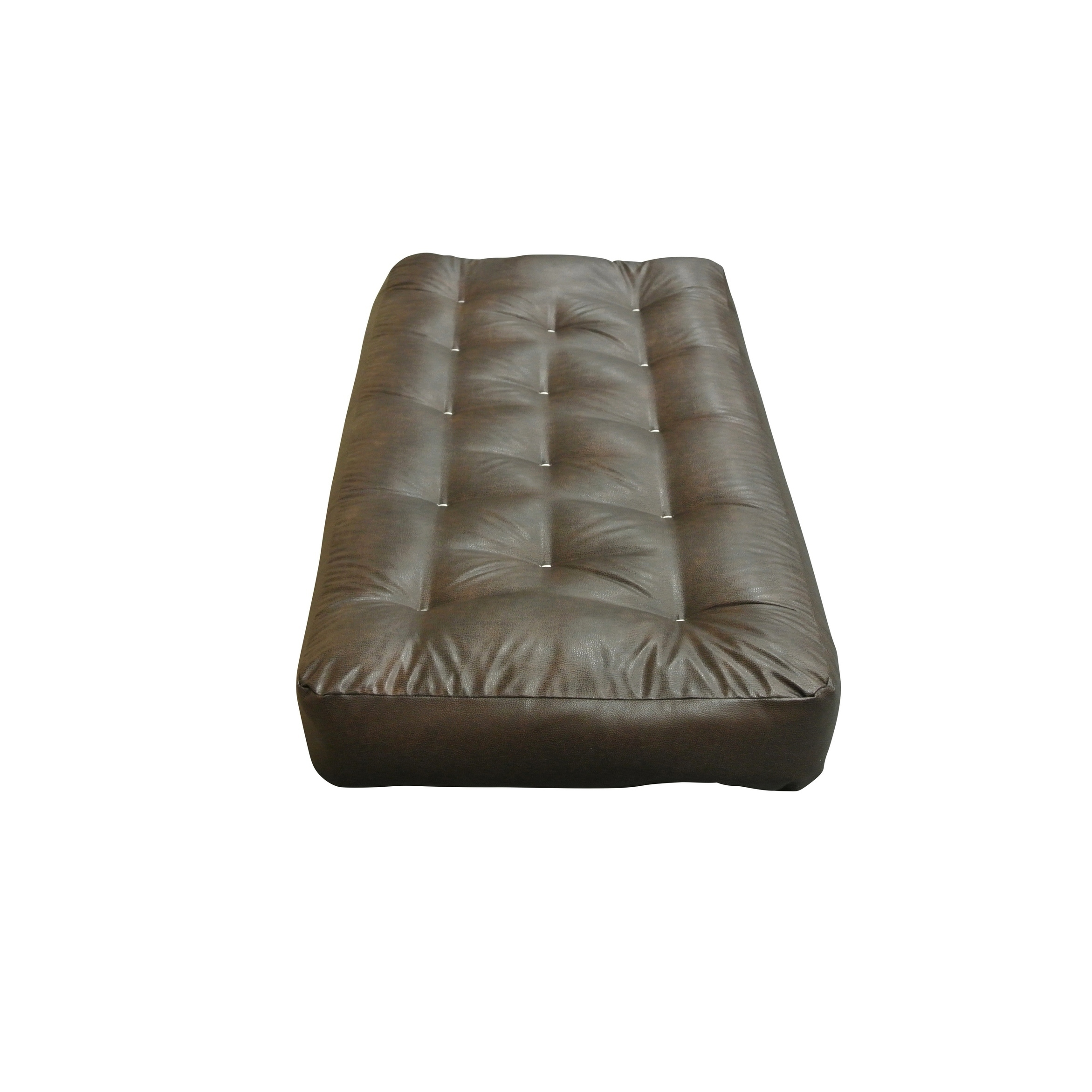 8 Single Foam Cotton Chair Leather Futon Mattress Free Shipping Today Com 17742661