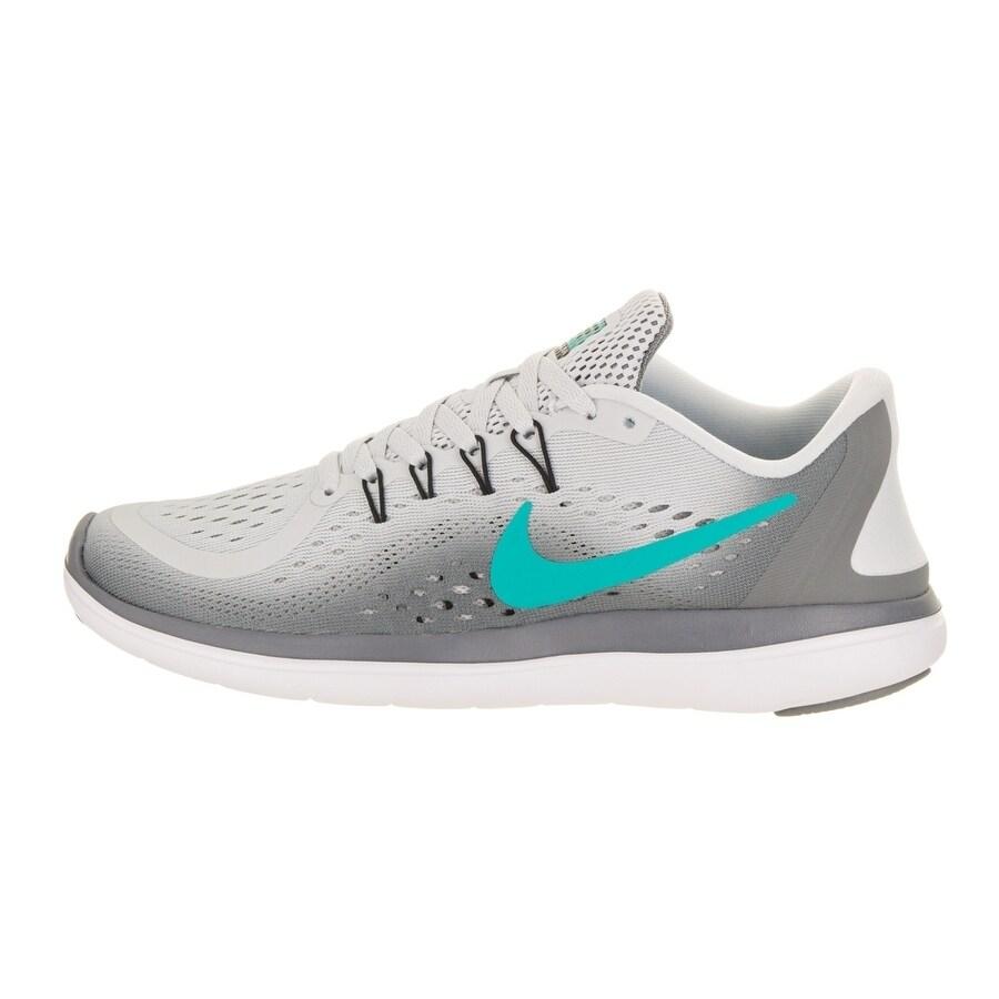 a16d387360ac9 Shop Nike Women s Flex 2017 Rn Running Shoe - Free Shipping Today -  Overstock.com - 17744513