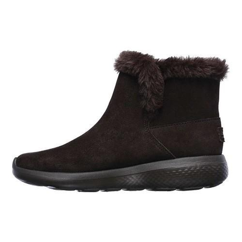 Women's Skechers On the GO City 2 Bundle Ankle Boot Chocolate - Free  Shipping On Orders Over $45 - Overstock.com - 23948847