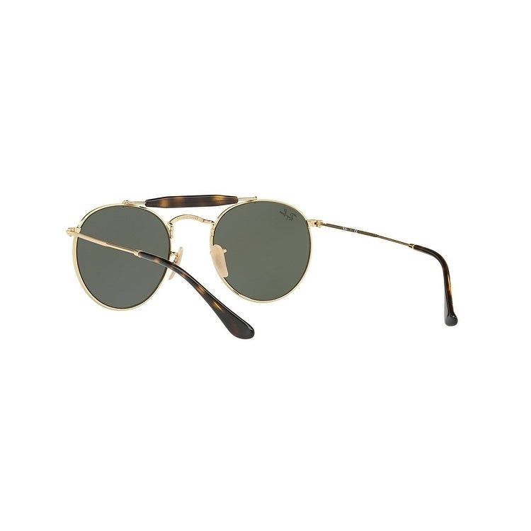 153b6416ca8 Shop Ray-Ban Unisex RB3747 Gold Frame Green Classic 50mm Lens Sunglasses -  Free Shipping Today - Overstock.com - 17754336