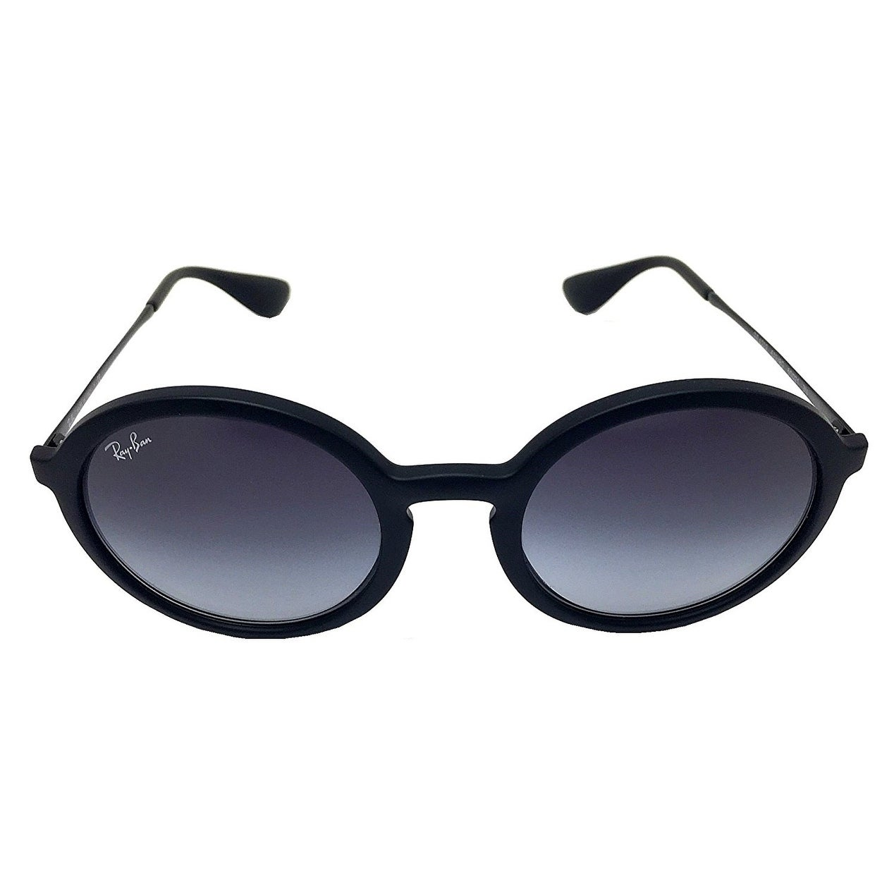 8af3b9c810c Shop Ray-Ban Unisex RB4222 Black Frame Grey Gradient 50mm Lens Sunglasses -  Free Shipping Today - Overstock.com - 17754375