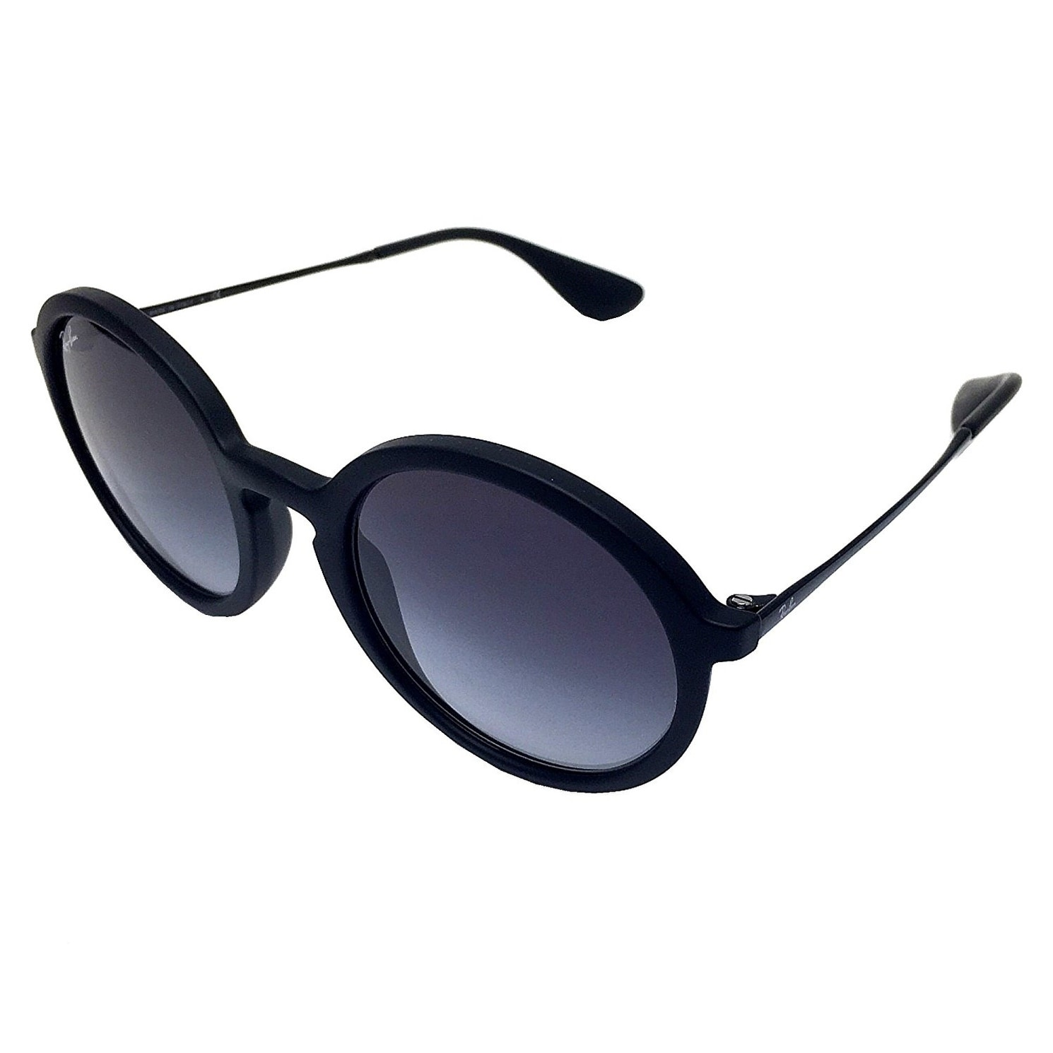 ce76d937ae Shop Ray-Ban Unisex RB4222 Black Frame Grey Gradient 50mm Lens Sunglasses -  Free Shipping Today - Overstock.com - 17754375