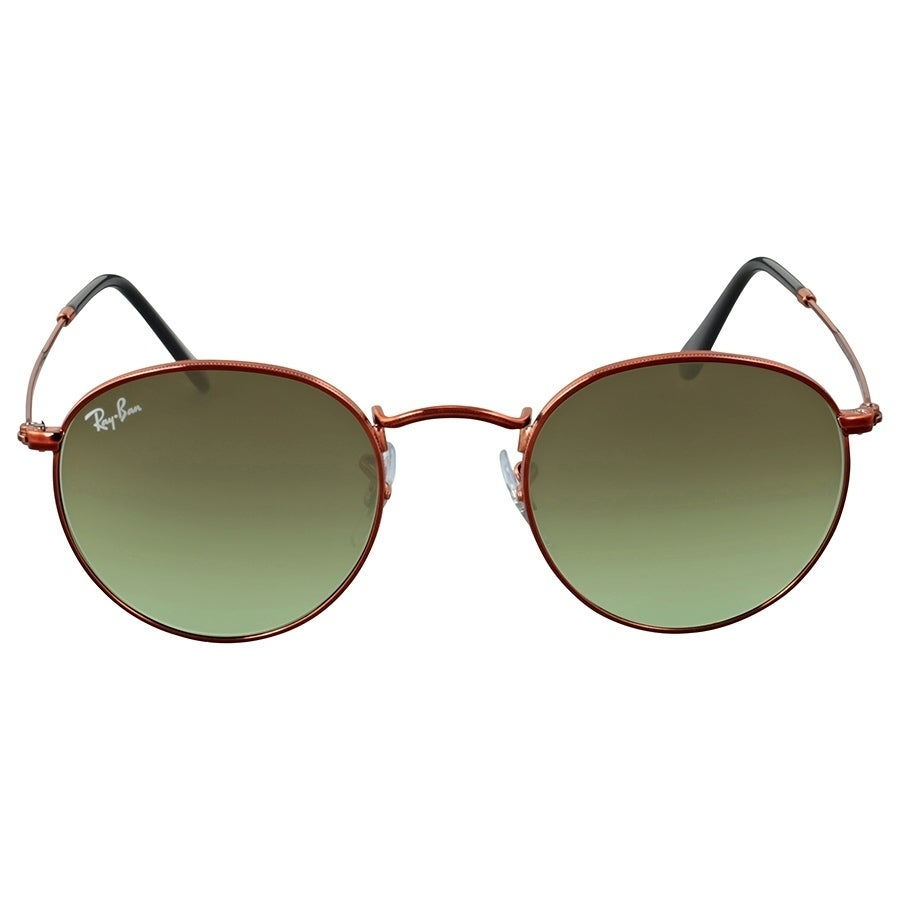 03fef44168d41 Shop Ray-Ban Men s RB3550 Gunmetal Frame Green Classic 64mm Lens Sunglasses  - Free Shipping Today - Overstock - 17754406