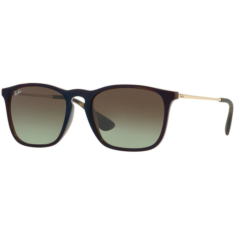126f697e74a Shop Ray-Ban Unisex RB4187 Chris Brown Gold Frame Brown Gradient 54mm Lens  Sunglasses - Free Shipping Today - Overstock - 17754435