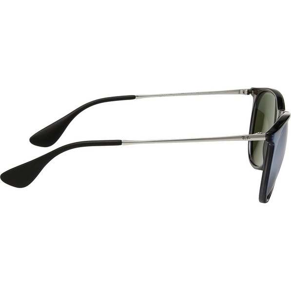 00413590ffdcf ... sunglasses lite silver ff2ba 3994c purchase shop ray ban unisex rb4171  erika color mix grey silver frame silver mirror 54mm lens ...