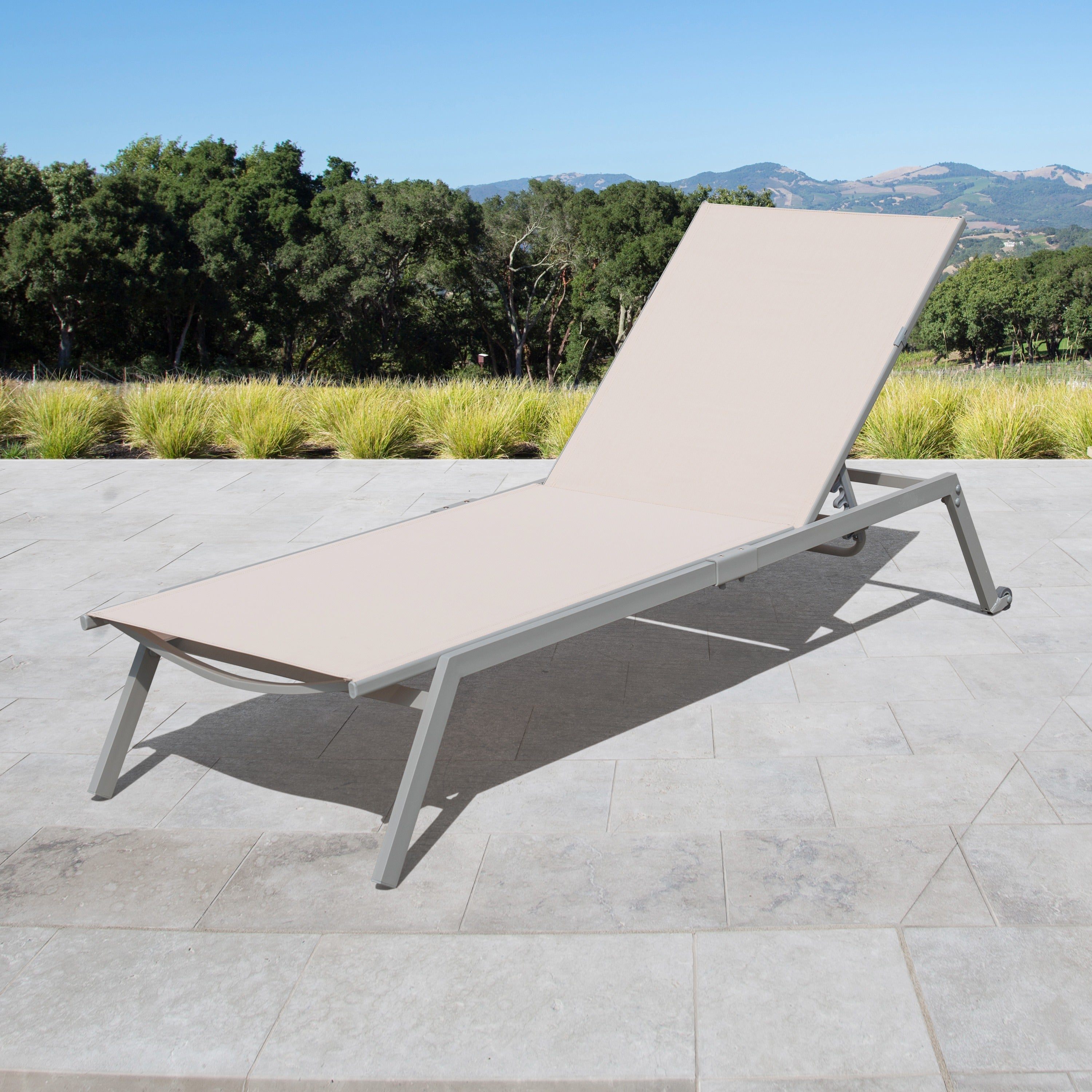 brown patio chaise lounge lido see white outdoor furniture