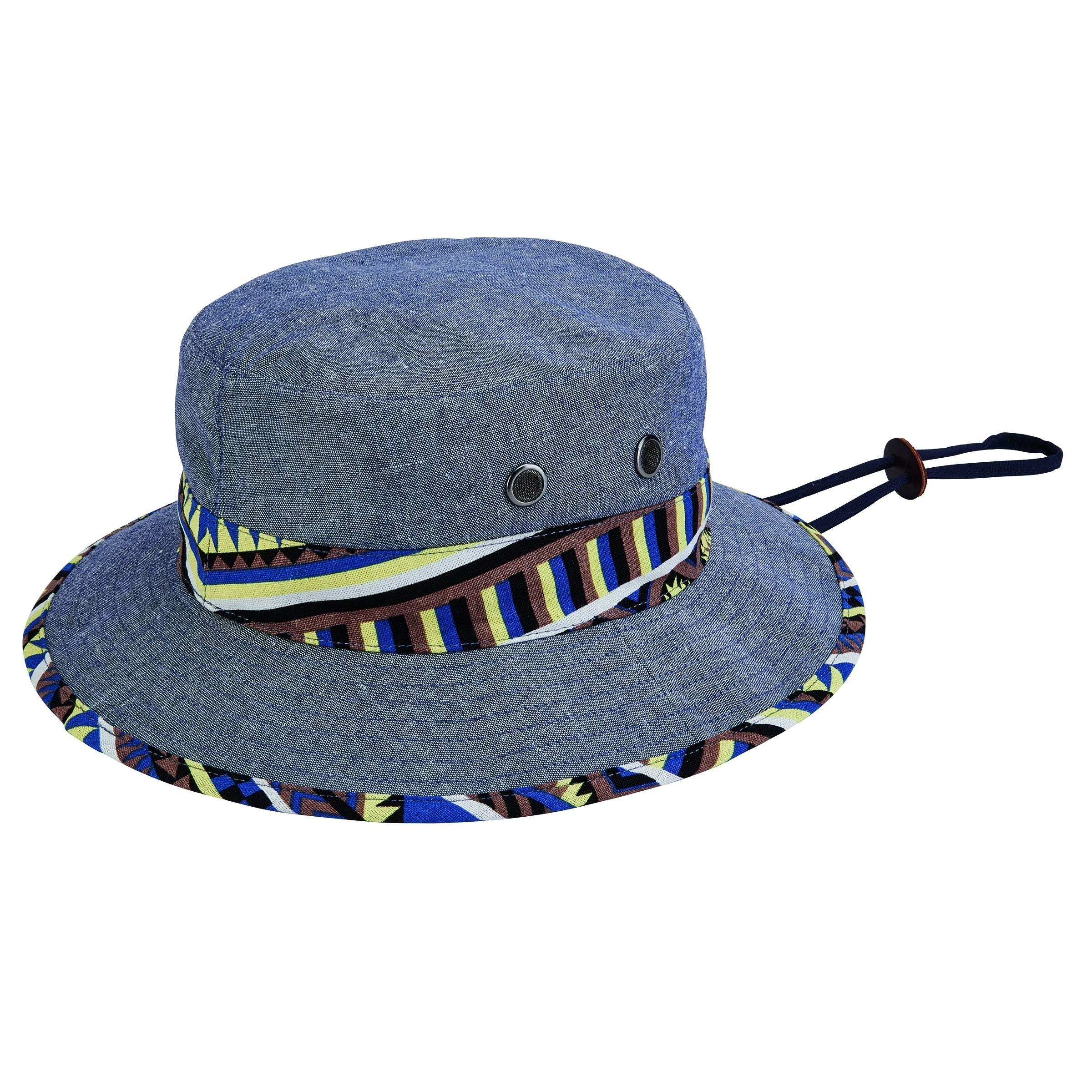 Shop San Diego Hat Company Mens Collection bucket - denim - Free Shipping  On Orders Over  45 - Overstock.com - 17770577 75441a809c73