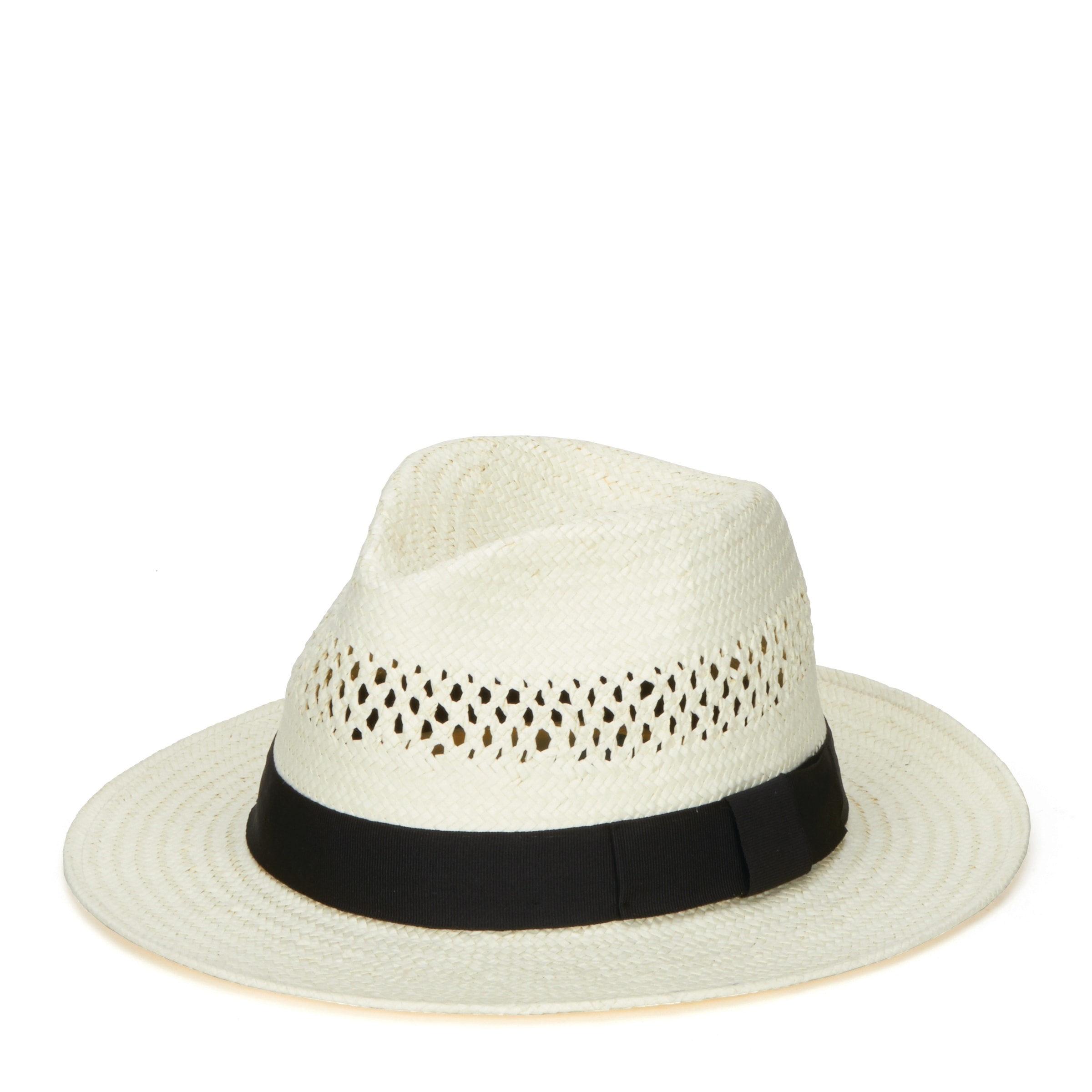 Shop San Diego Hat Company Mens Collection Paper fedora - white - Free  Shipping On Orders Over  45 - Overstock.com - 17770587 8f9c484dbcf